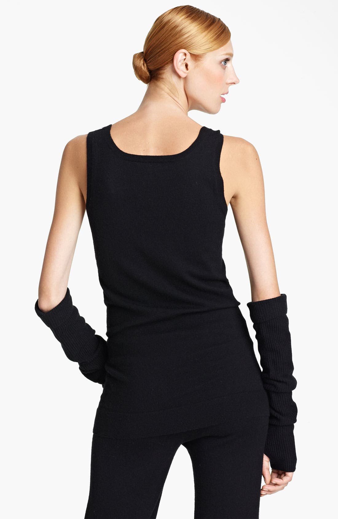 Alternate Image 2  - Donna Karan Collection 'First Layer' Cashmere Blend Tank