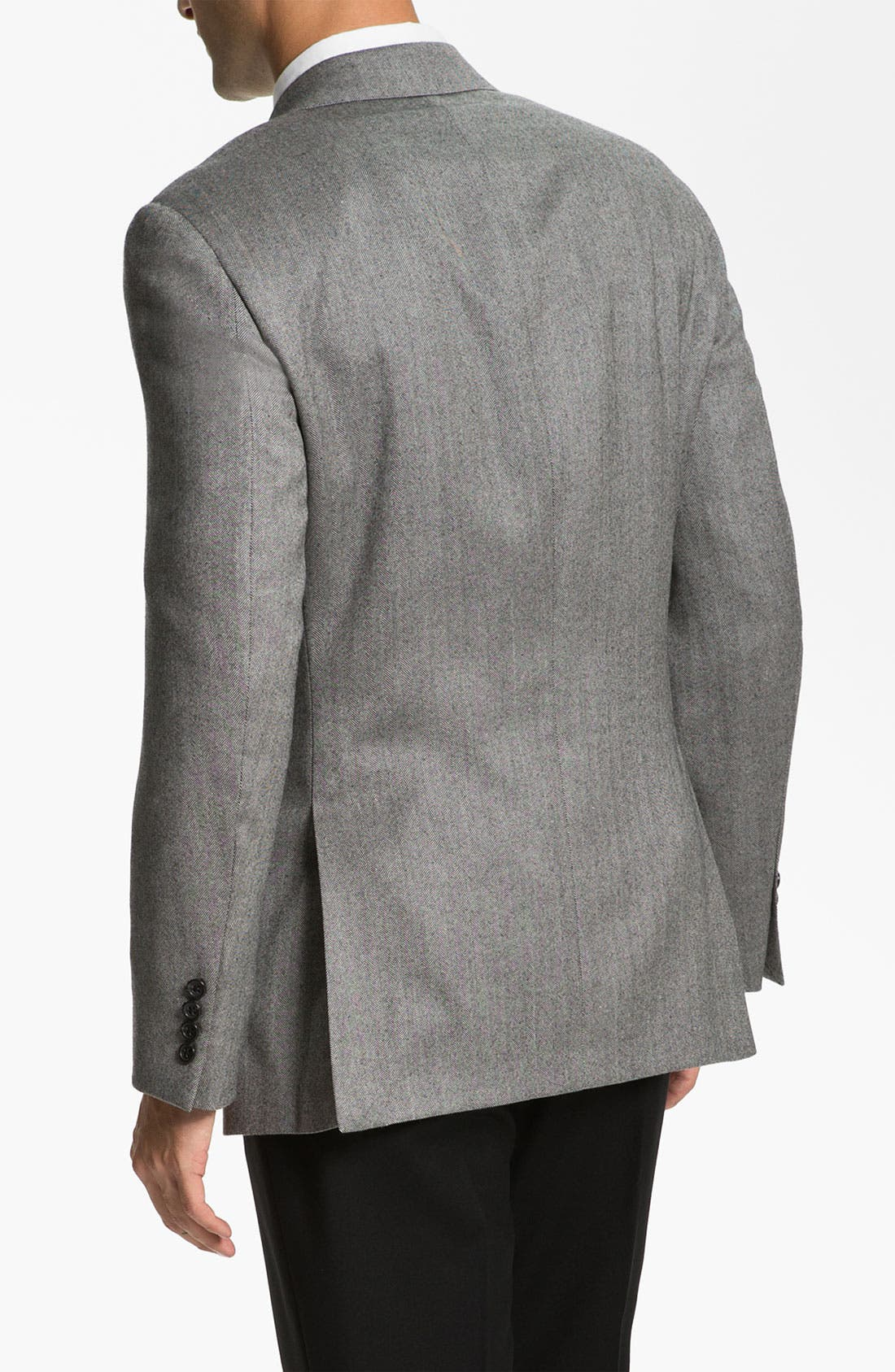 Alternate Image 2  - Samuelsohn Cashmere Sportcoat