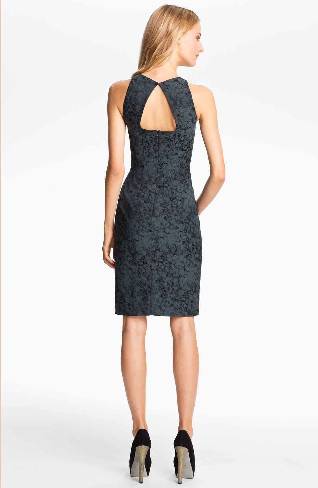 Alternate Image 2  - Jay Godfrey 'Naomi' Abstract Print Dress (Nordstrom Exclusive)