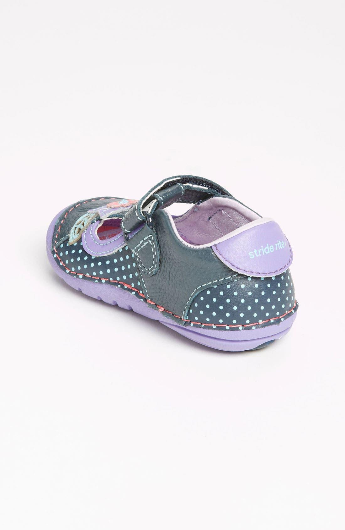 Alternate Image 2  - Stride Rite 'Viola' Sneaker (Baby & Walker)