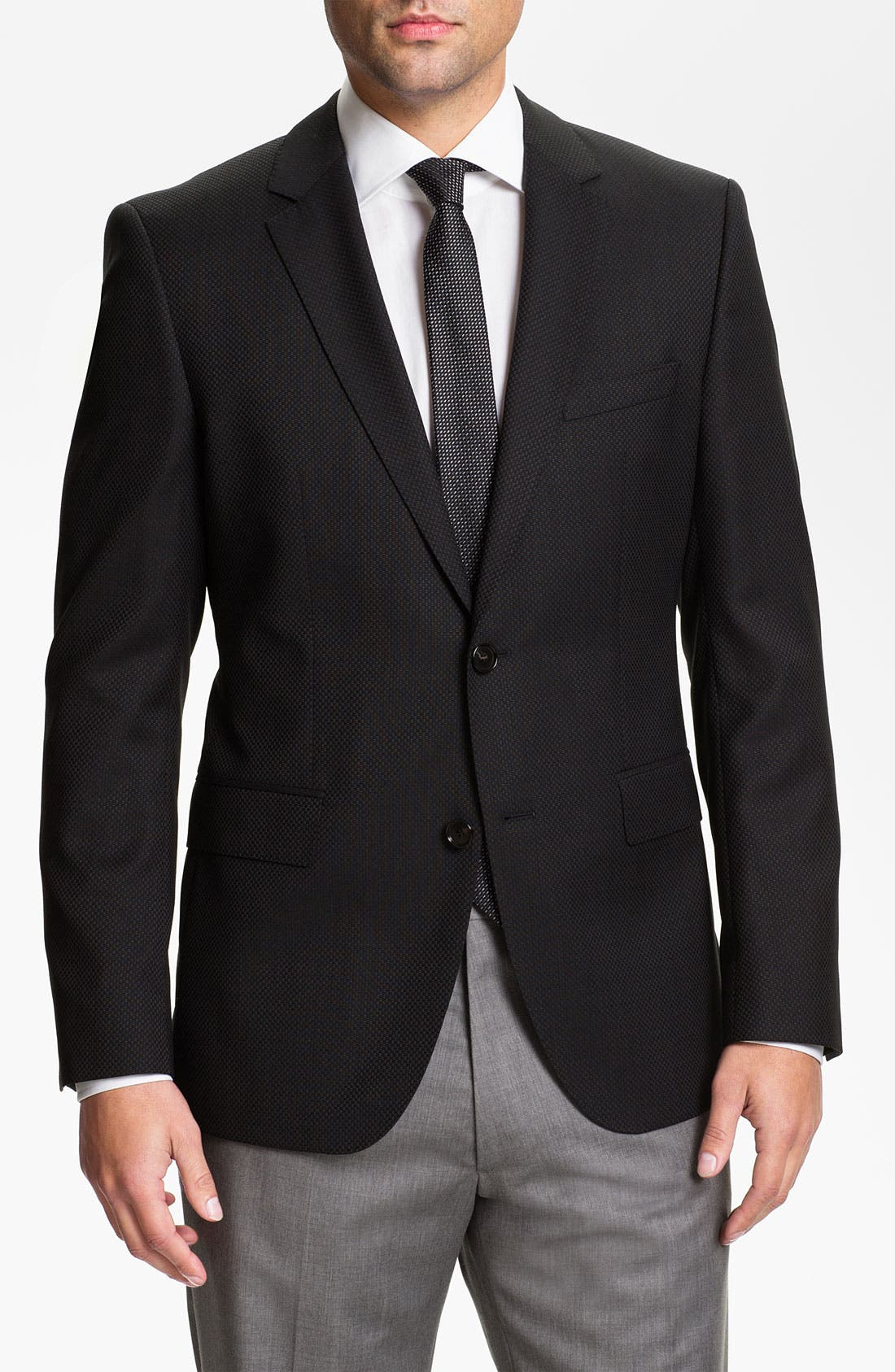 Alternate Image 1 Selected - BOSS Black 'James' Trim Fit Blazer