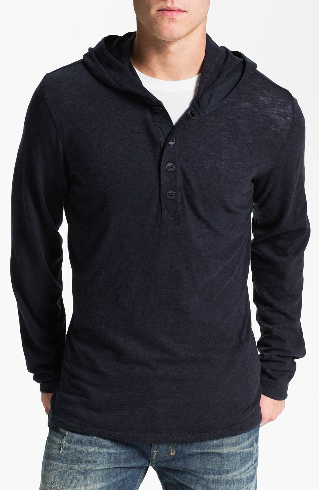 Alternate Image 1 Selected - VSTR Henley Hoodie