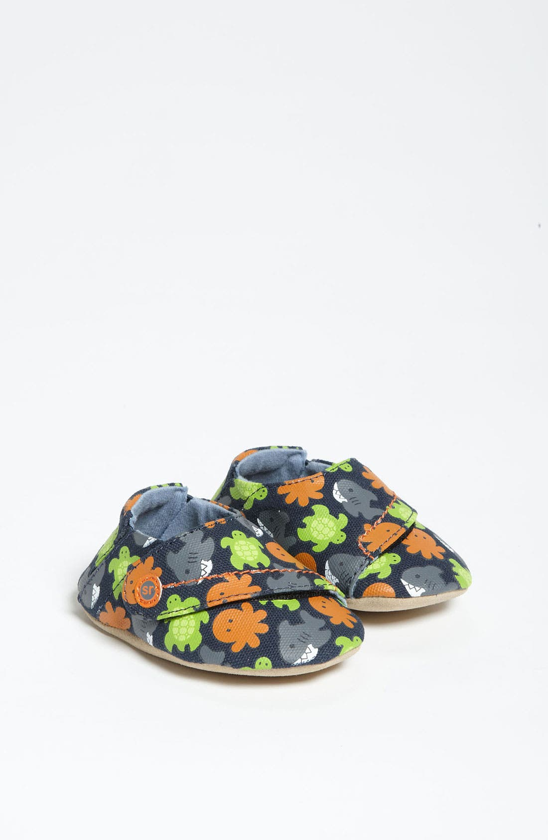 Alternate Image 1 Selected - Stride Rite 'Aqua Adventure' Crib Shoe (Baby)