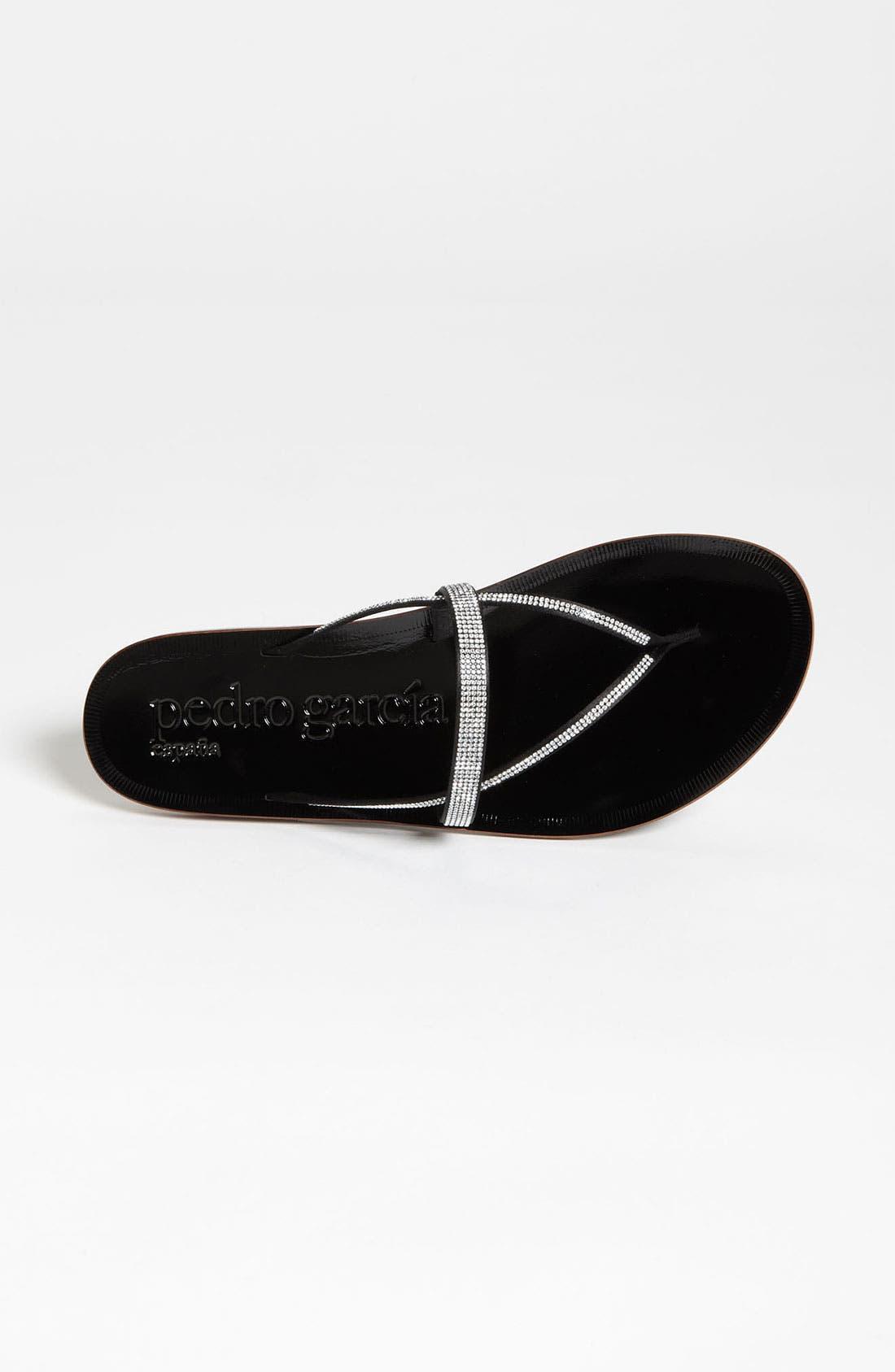 Alternate Image 3  - Pedro Garcia 'Zuriel' Thong Sandal