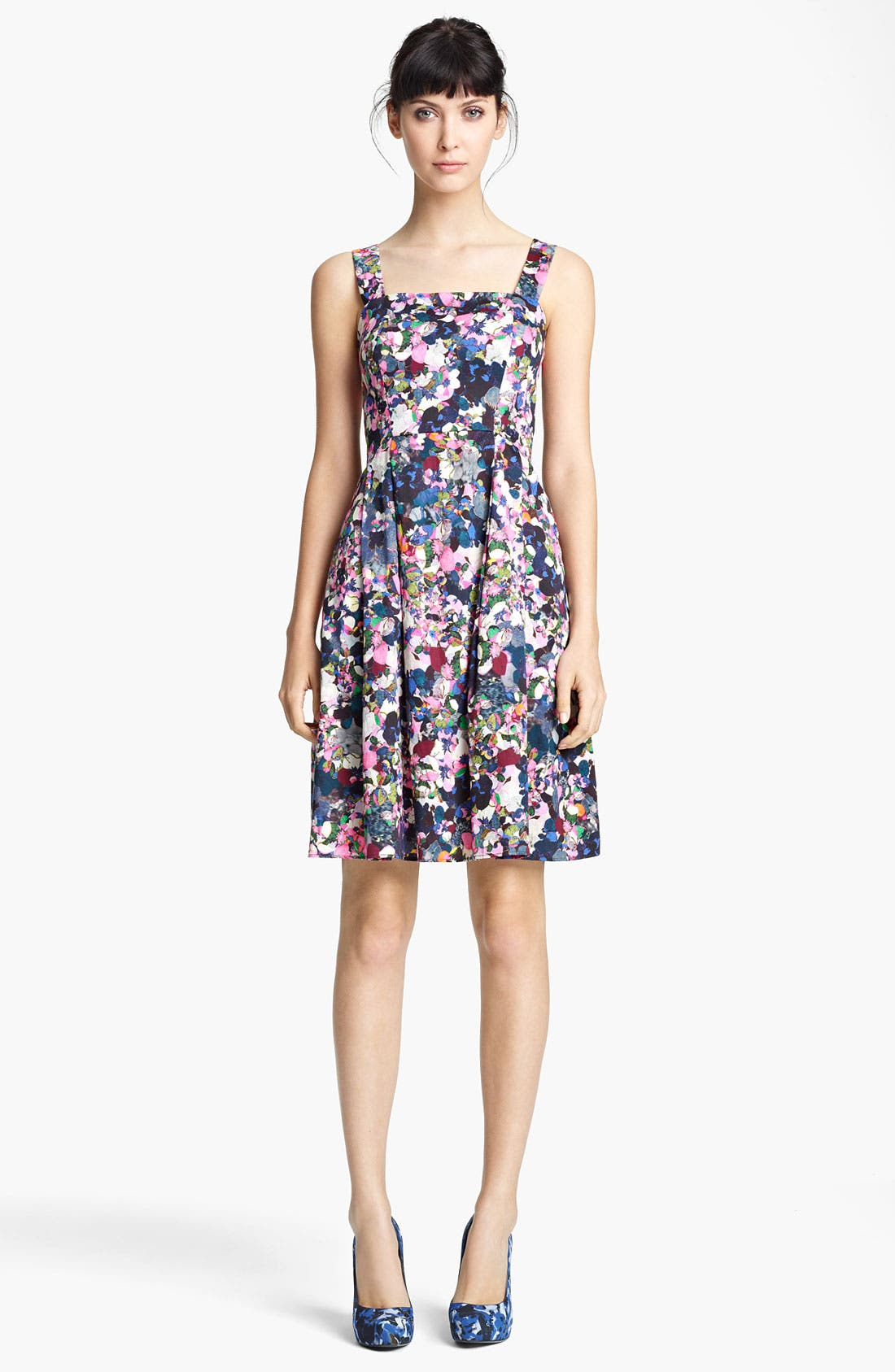 Alternate Image 1 Selected - Erdem Full Skirted Tank Dress