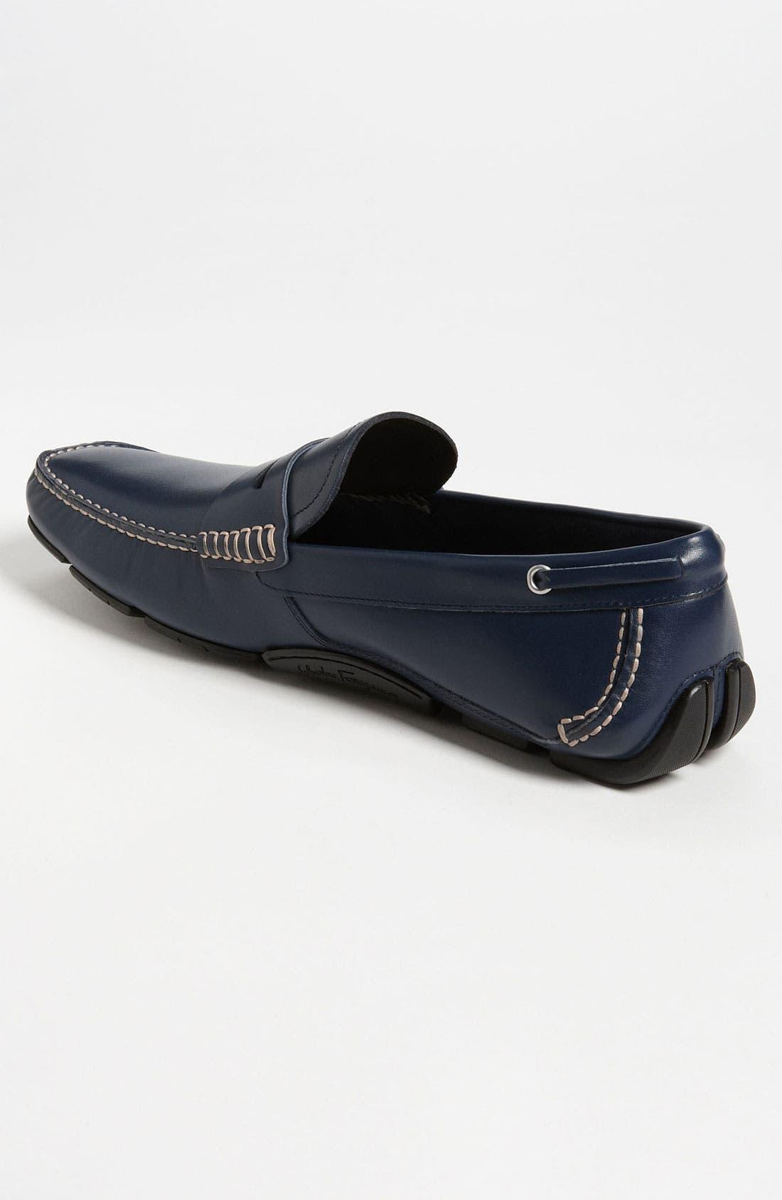 Alternate Image 2  - Salvatore Ferragamo 'Billy' Driving Shoe