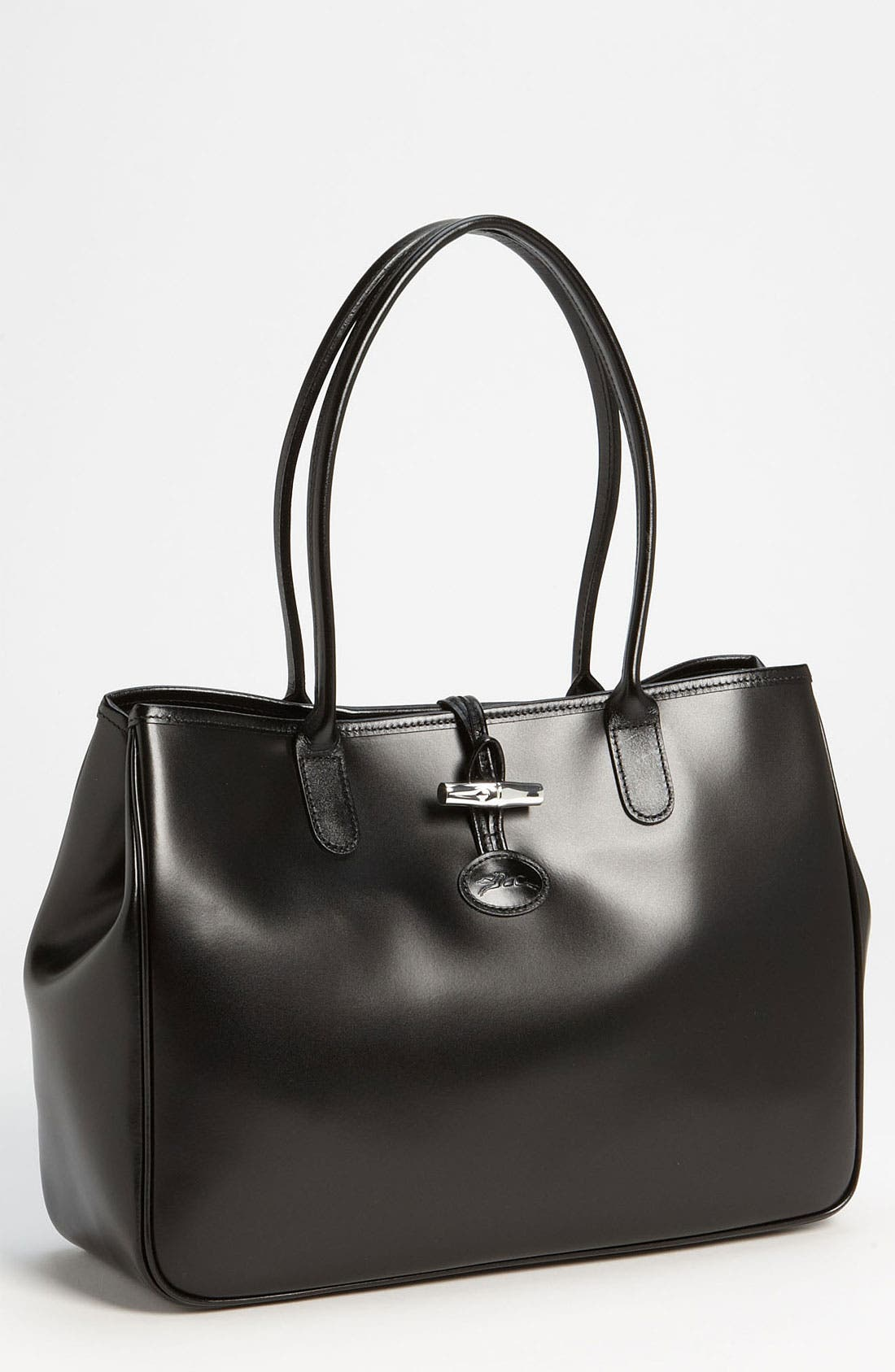 Alternate Image 1 Selected - Longchamp 'Roseau' Shoulder Tote