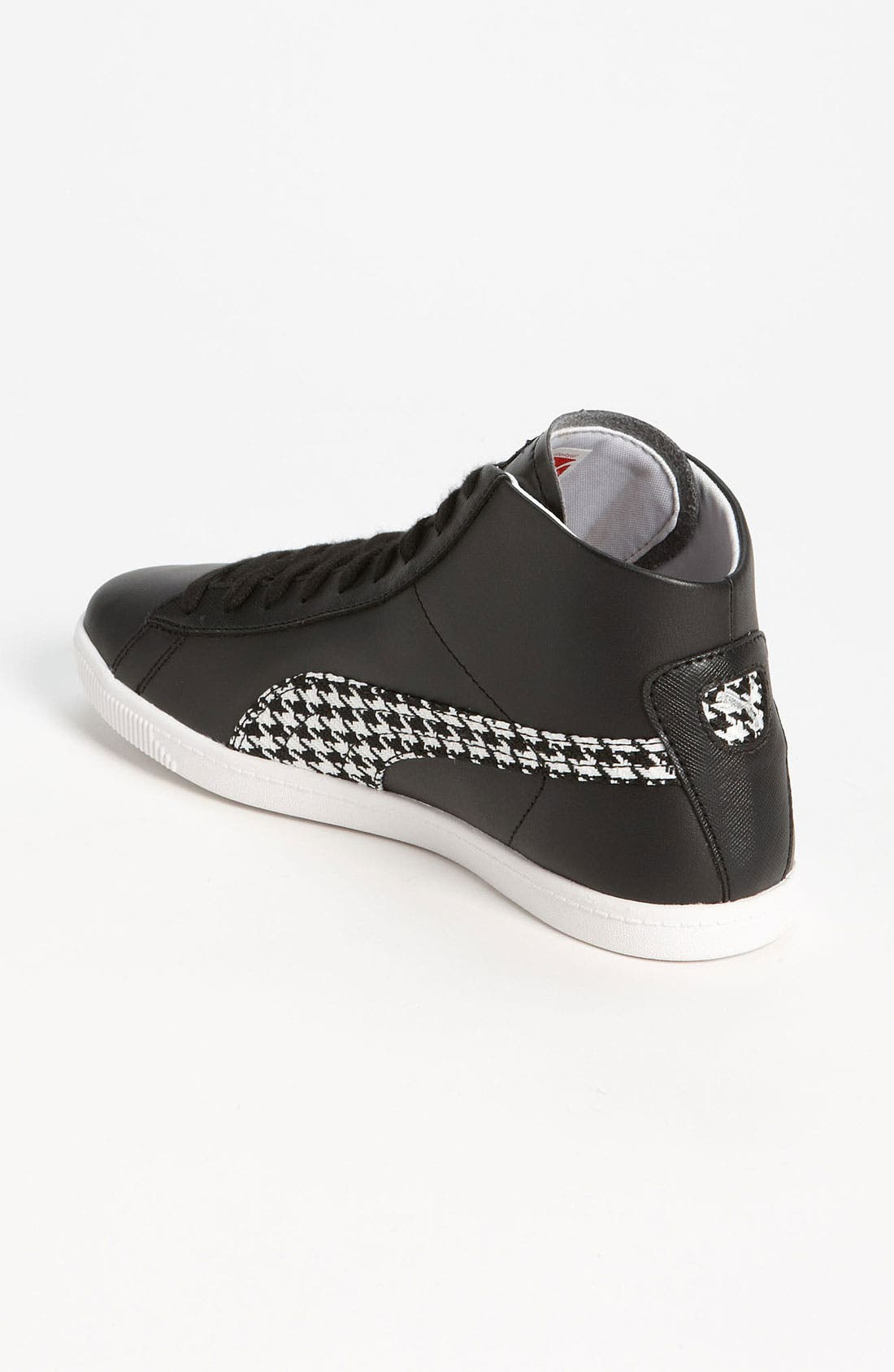 Alternate Image 2  - PUMA 'Glyde Herringbone Mid' Sneaker (Women)