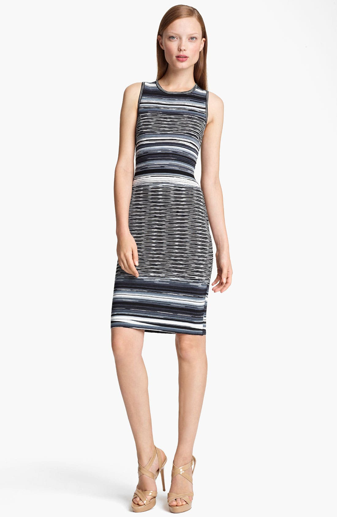 Alternate Image 1 Selected - Missoni Space Dye Knit Dress