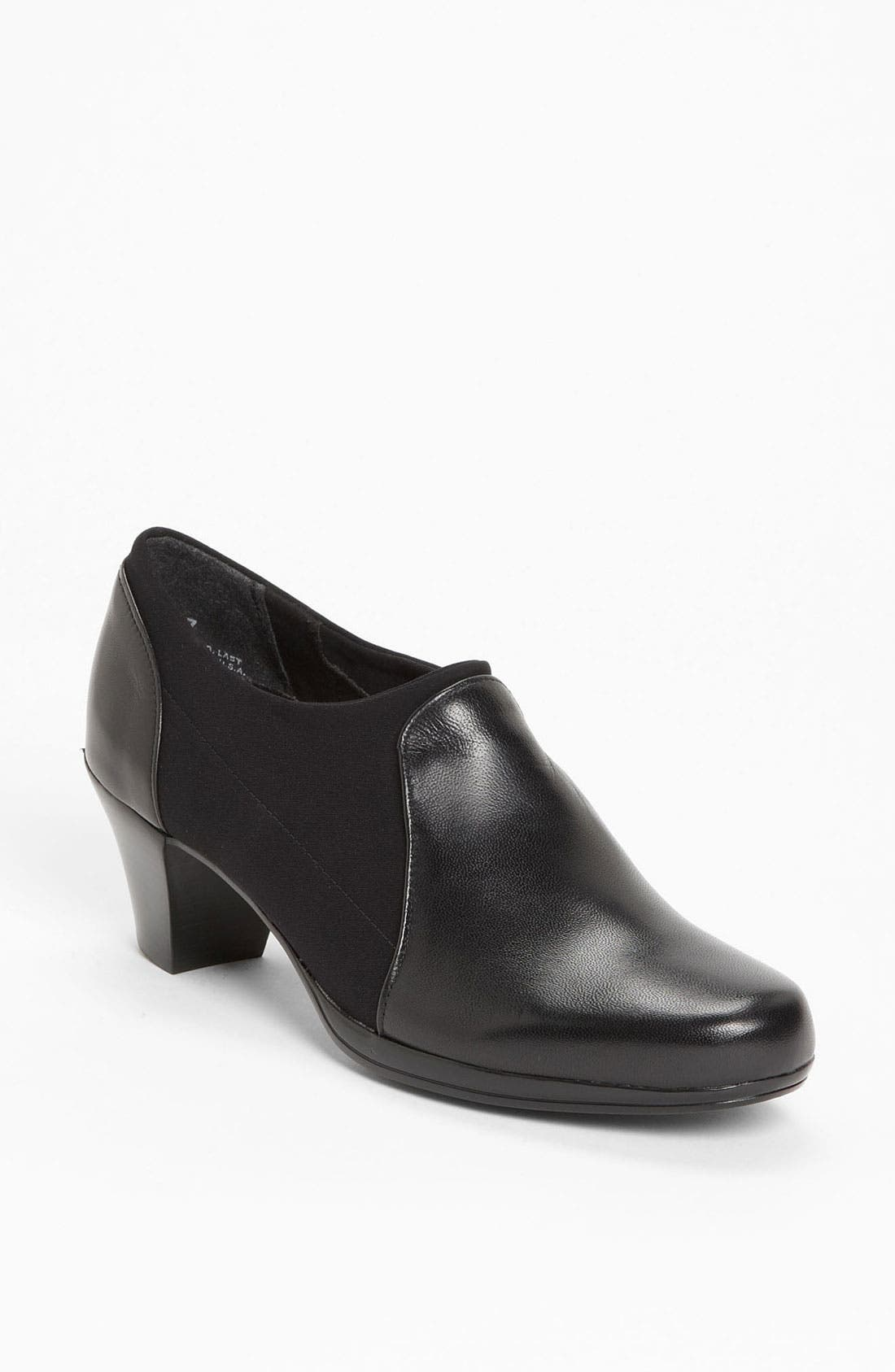 Alternate Image 1 Selected - Munro 'Pria' Stretch Bootie (Women)