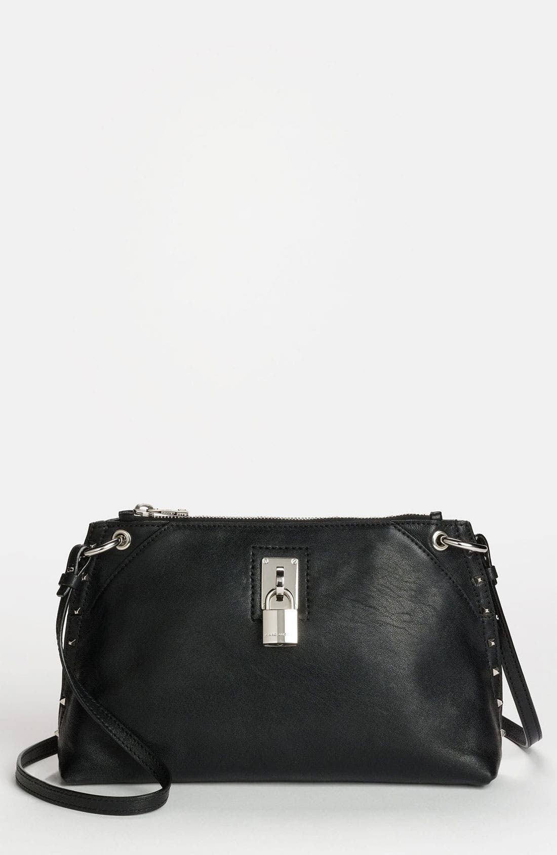 Alternate Image 1 Selected - MARC JACOBS 'Paradise Sweetie' Leather Crossbody Bag