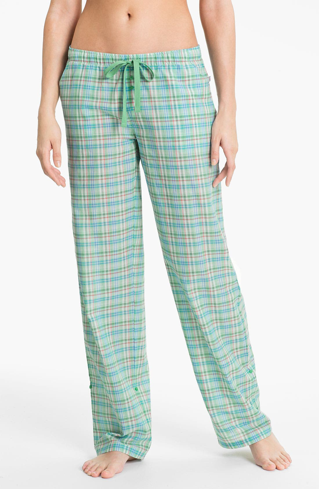 Main Image - Jane & Bleecker New York Check Lounge Pants