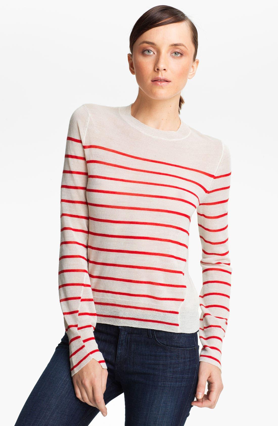 Main Image - A.L.C. 'Christopher' Crewneck Sweater