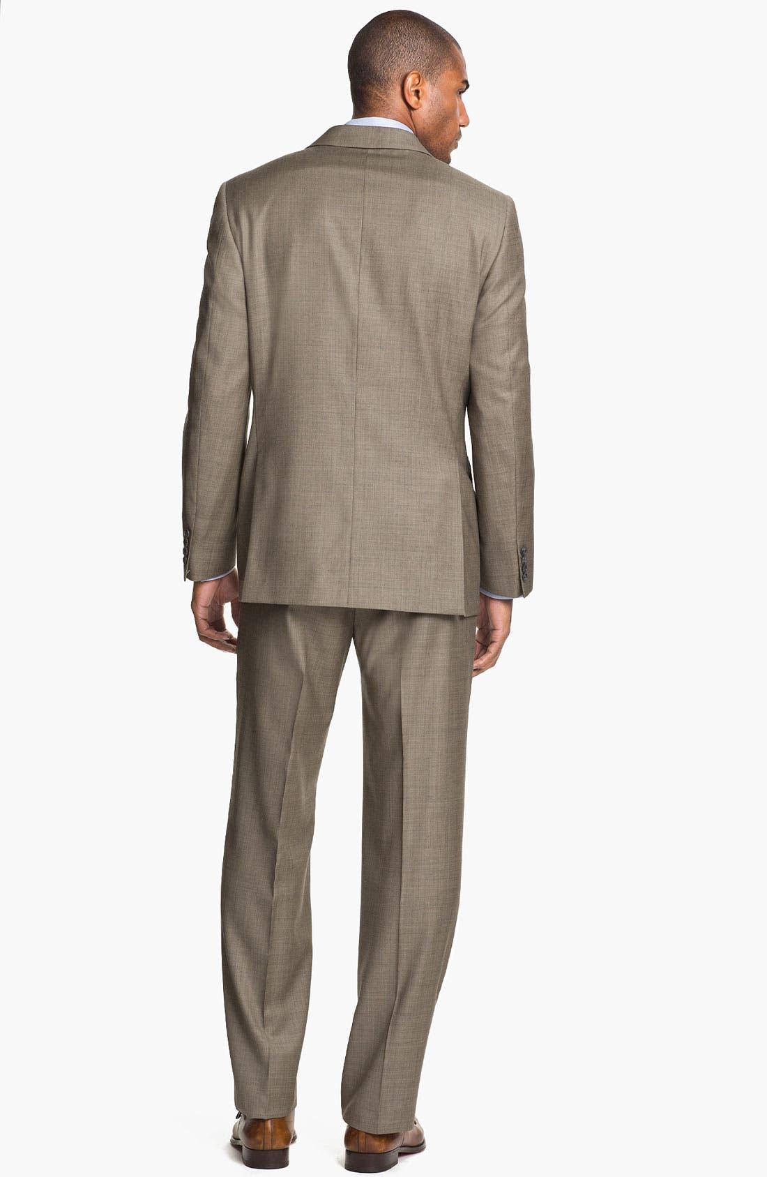 Alternate Image 3  - Eton Contemporary Fit Dress Shirt (Online Only)