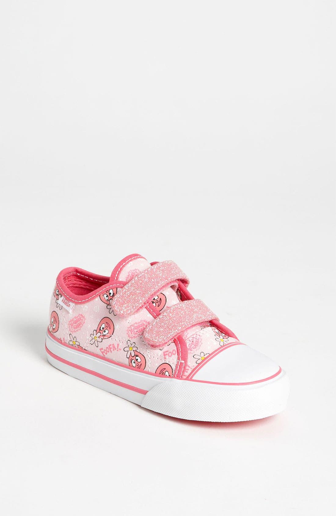 Main Image - Vans 'Big School - Yo Gabba Gabba!' Sneaker (Baby, Walker & Toddler)