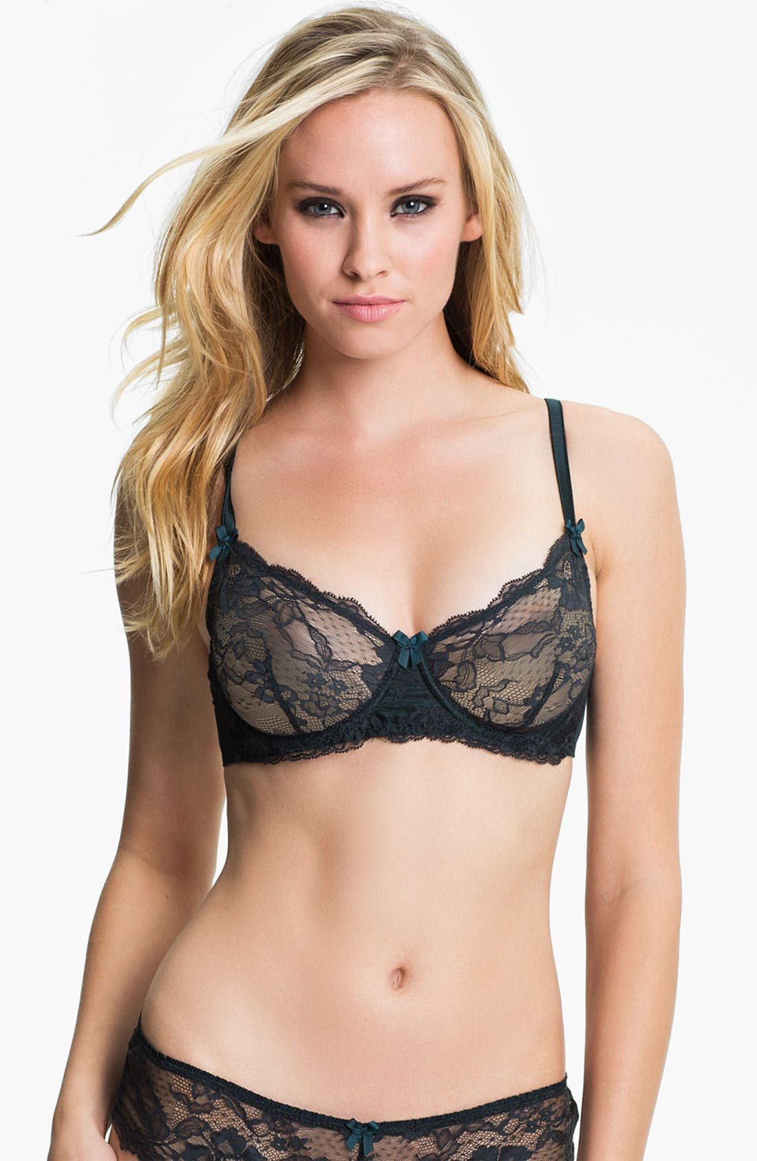 Alternate Image 1 Selected - Mimi Holliday 'Arielle' Underwire Comfort Bra