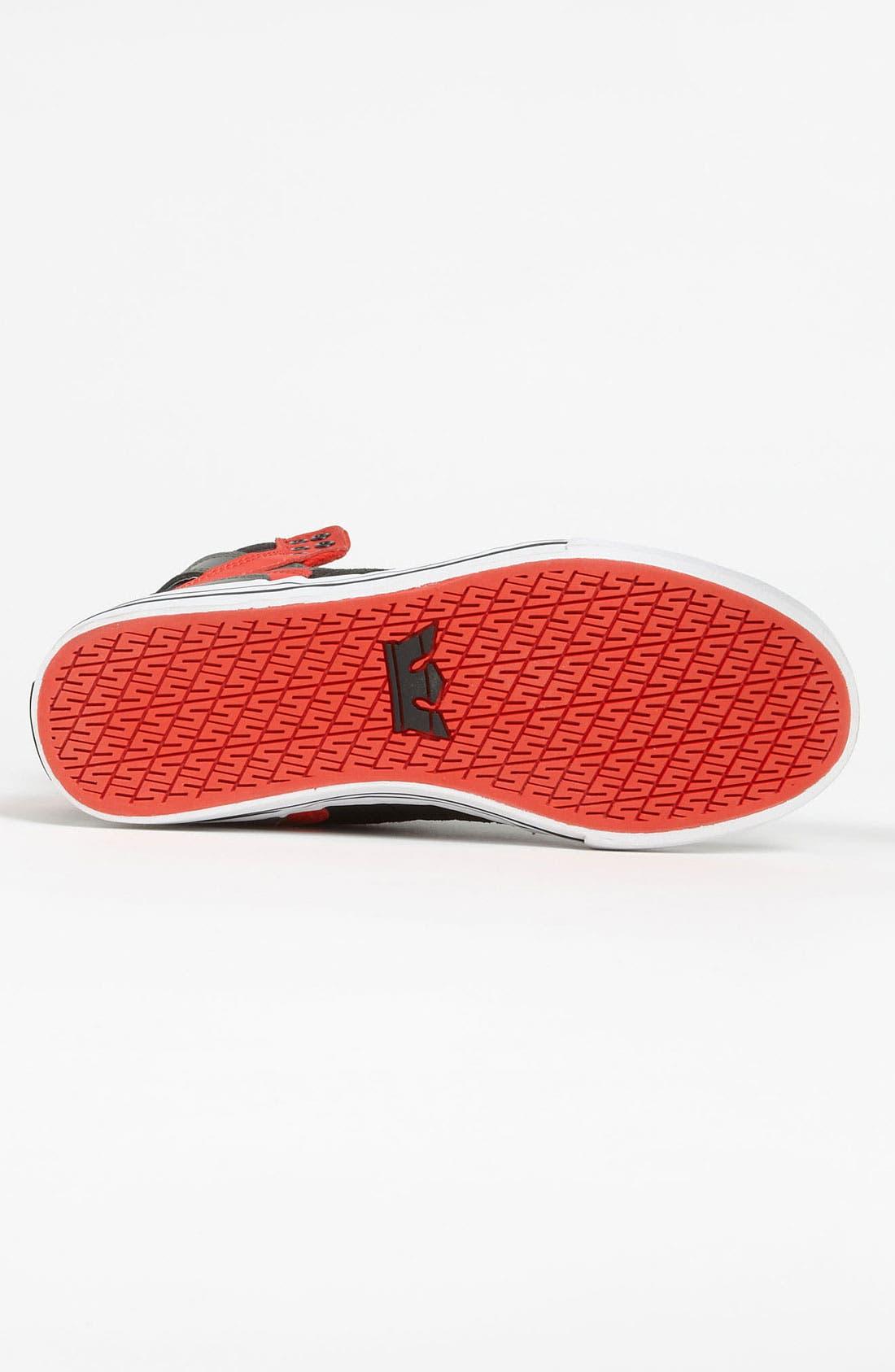 Alternate Image 4  - Supra 'Skytop' Sneaker (Men)