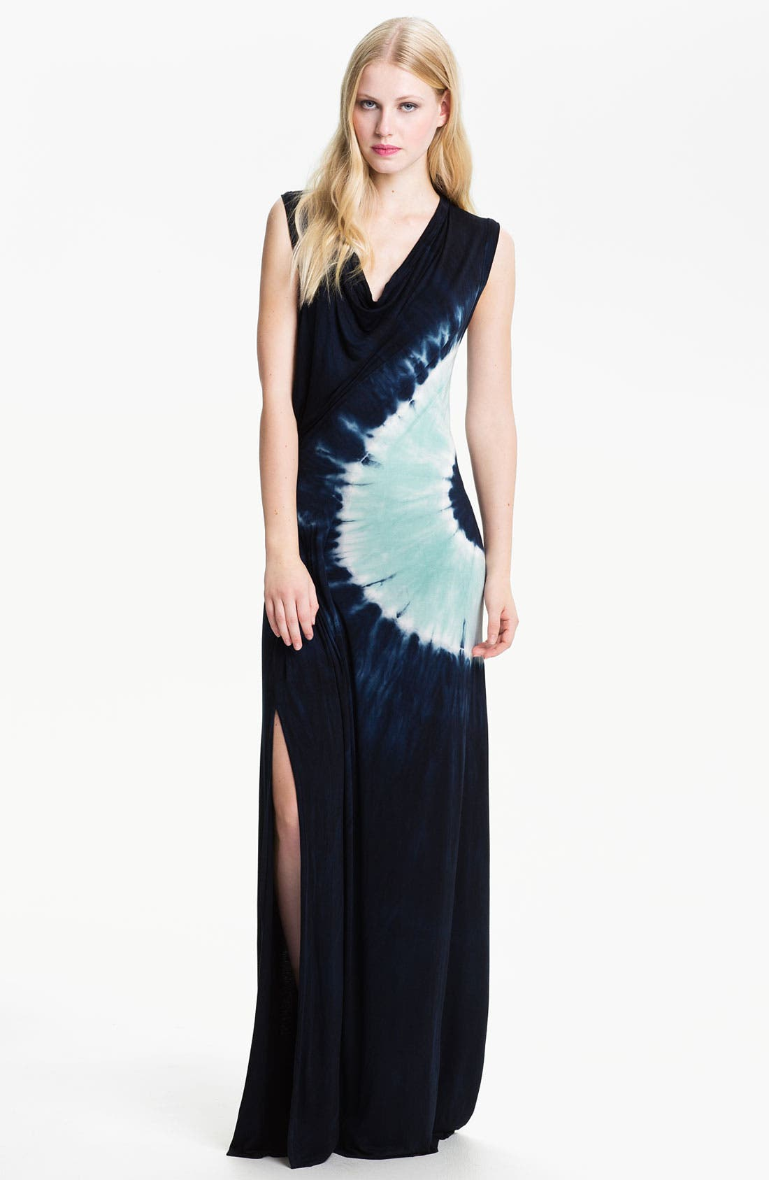 Alternate Image 1 Selected - Young, Fabulous & Broke 'Yoka' Tie Dye Maxi Dress