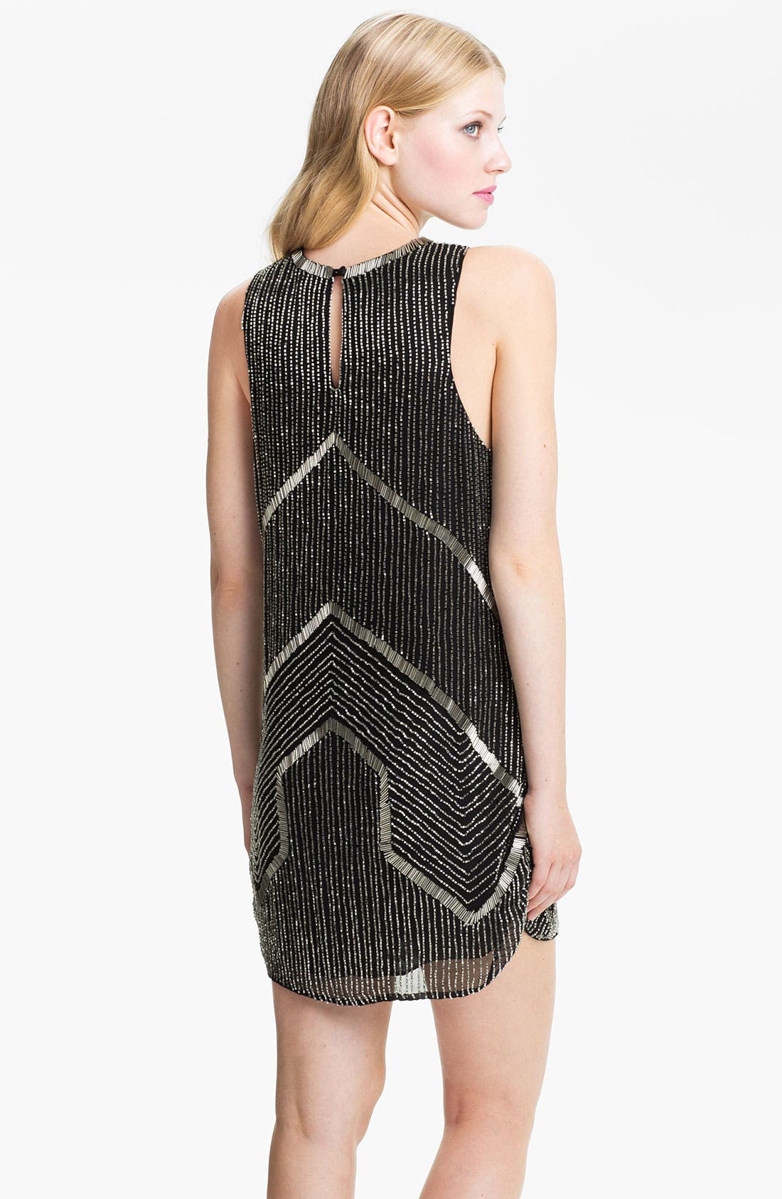 Alternate Image 2  - Parker Embellished Shift Dress