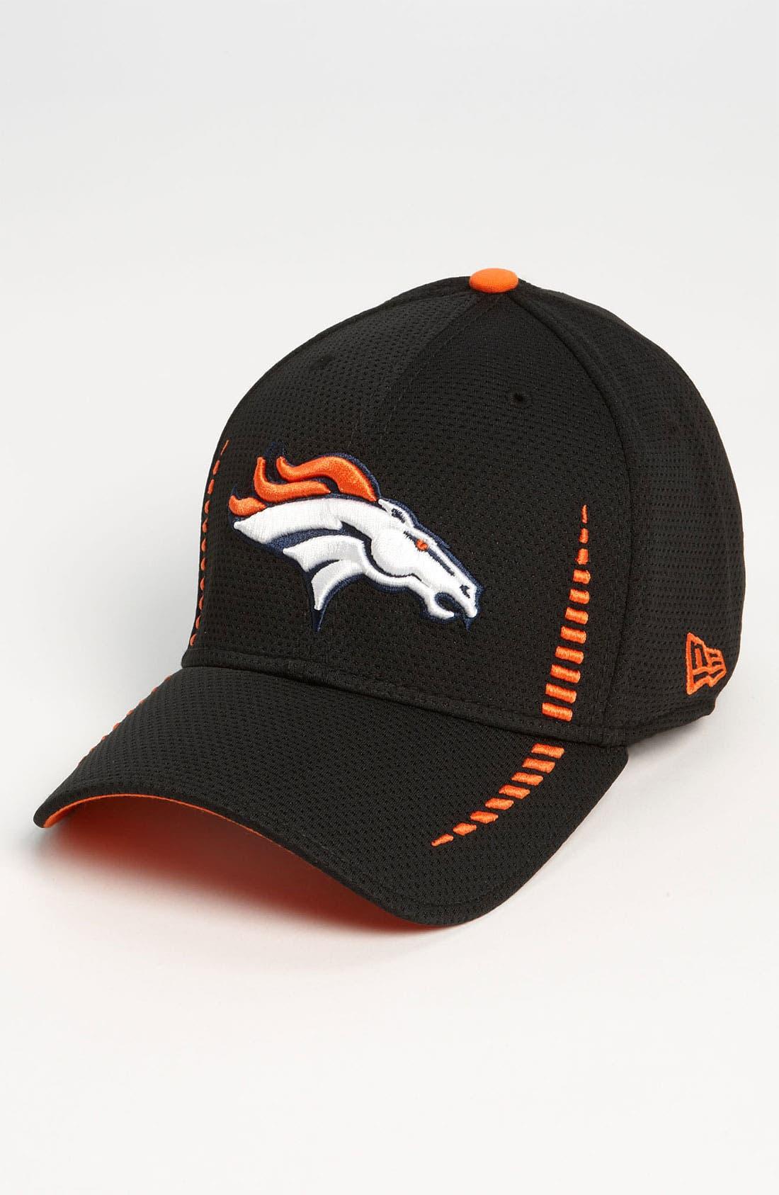 Main Image - New Era Cap 'Training Camp - Denver Broncos' Baseball Cap