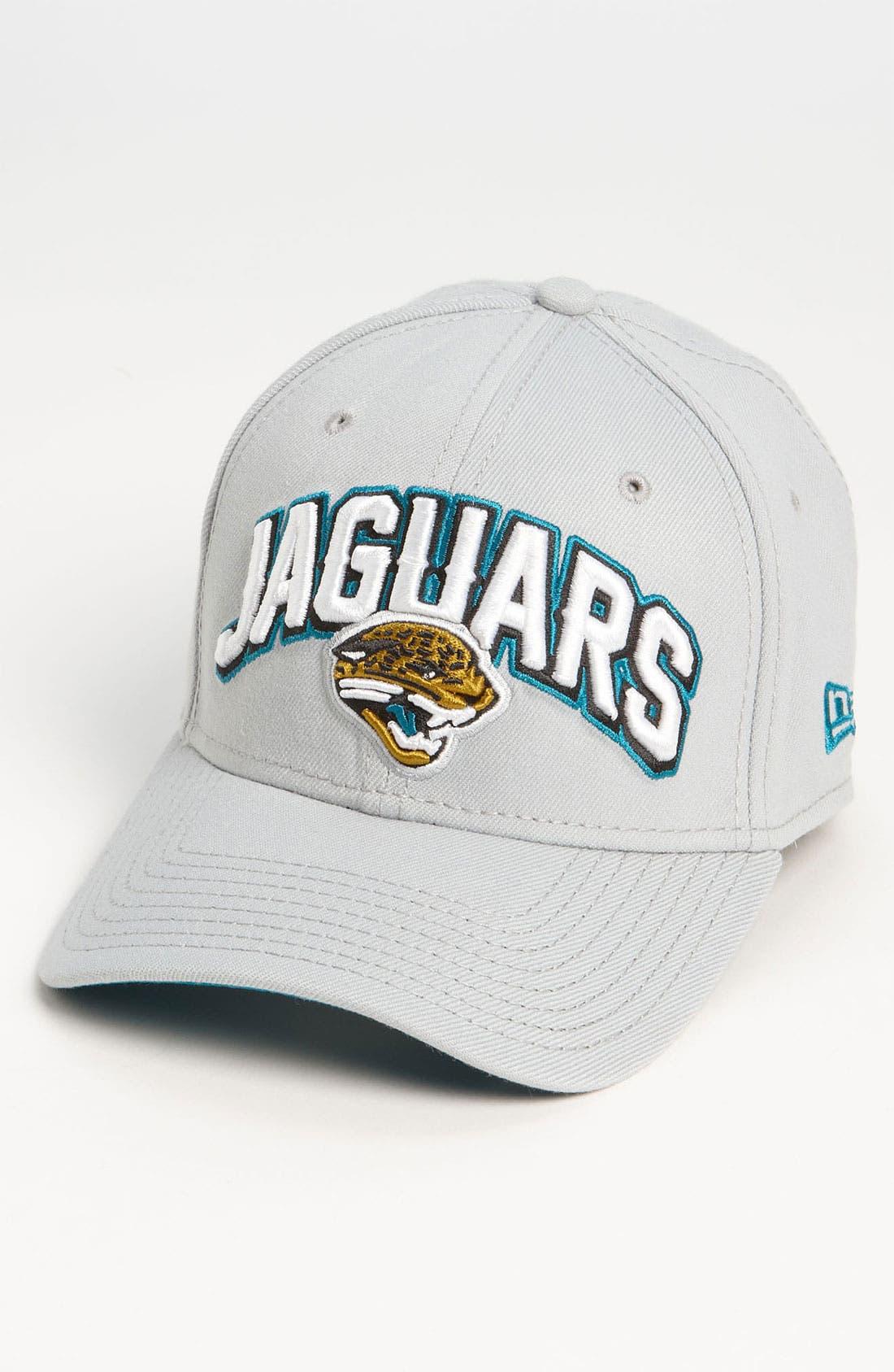 Main Image - New Era Cap 'NFL Draft - Jacksonville Jaguars' Baseball Cap