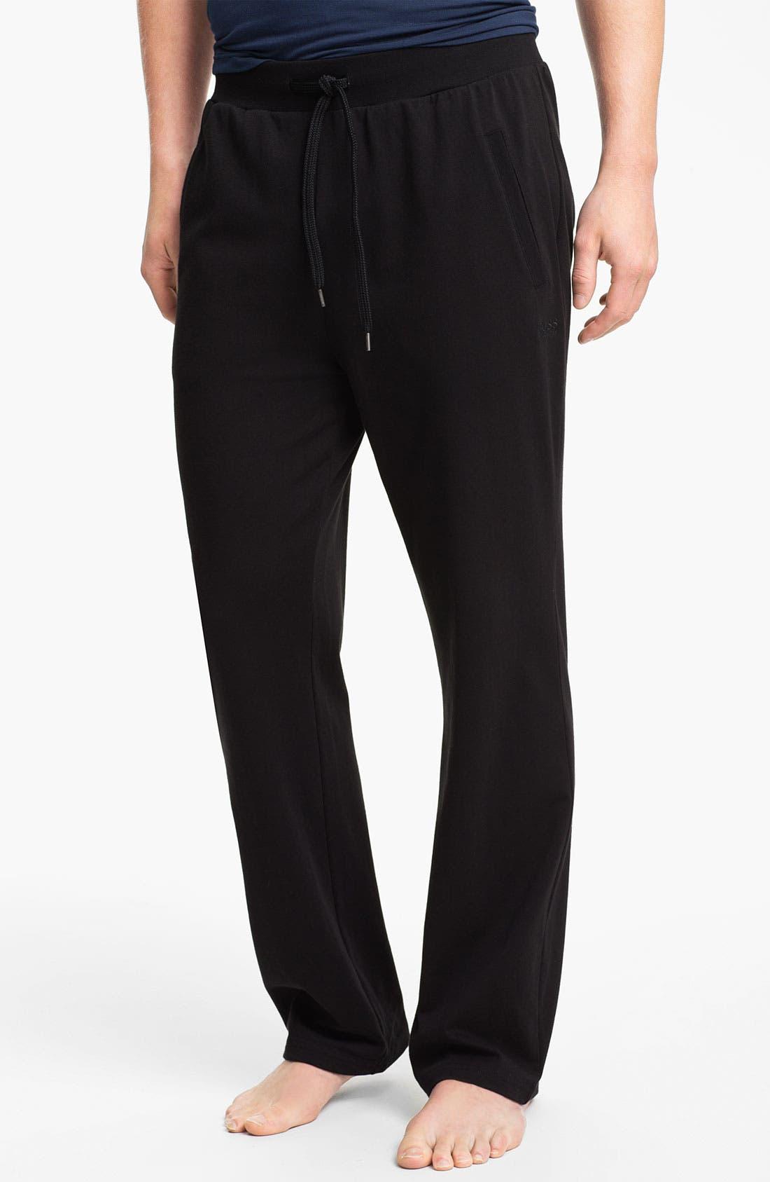 Alternate Image 1 Selected - BOSS Black 'Innovation 3' Lounge Pants