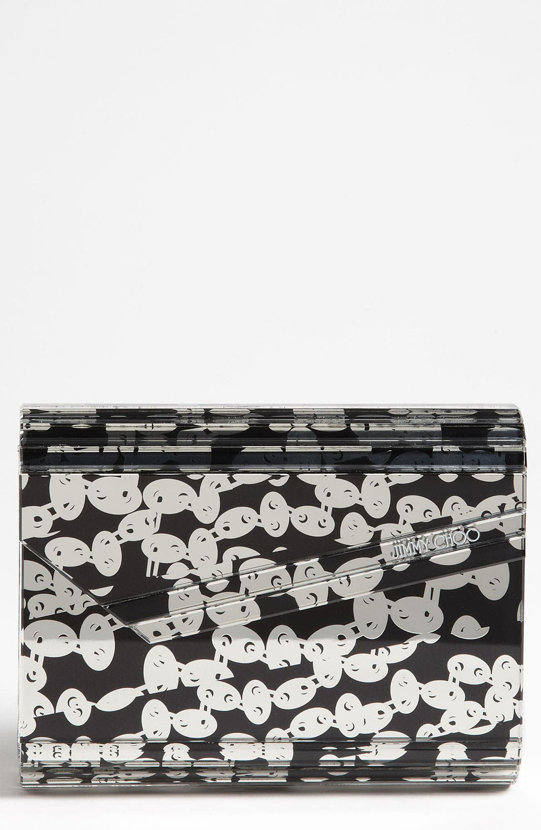 Alternate Image 1 Selected - Jimmy Choo 'Candy Mirror' Clutch