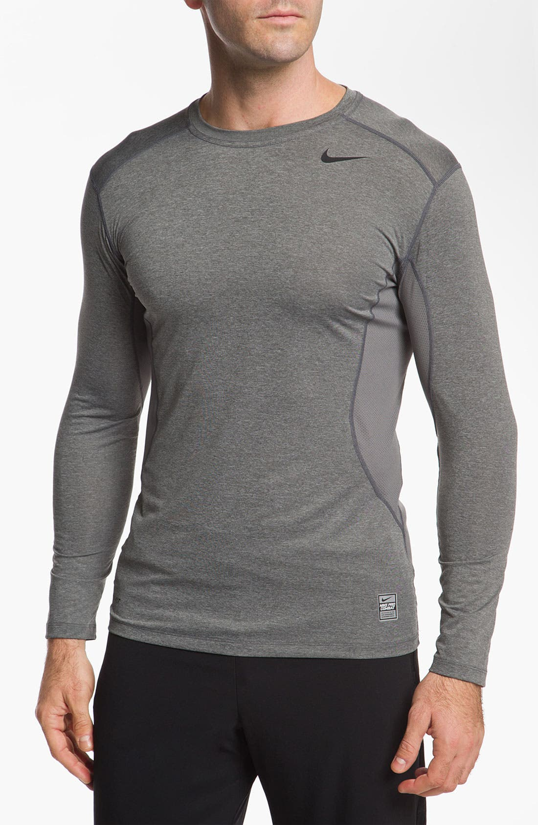 Alternate Image 1 Selected - Nike 'Core 2.0' Fitted Long Sleeve T-Shirt (Regular Retail Price: $32.00)