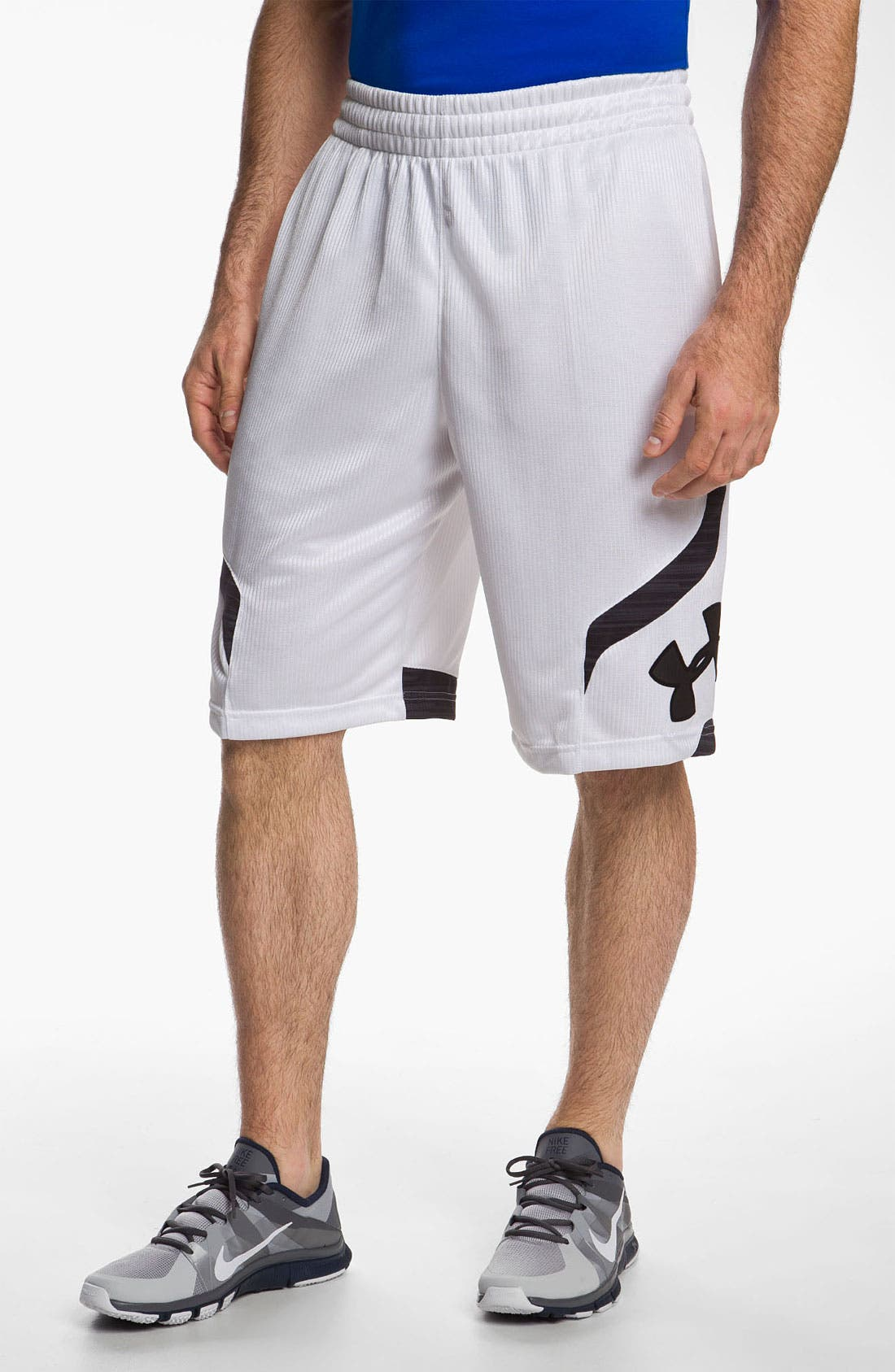 Alternate Image 1 Selected - Under Armour 'Valkyrie' Shorts (Online Only)