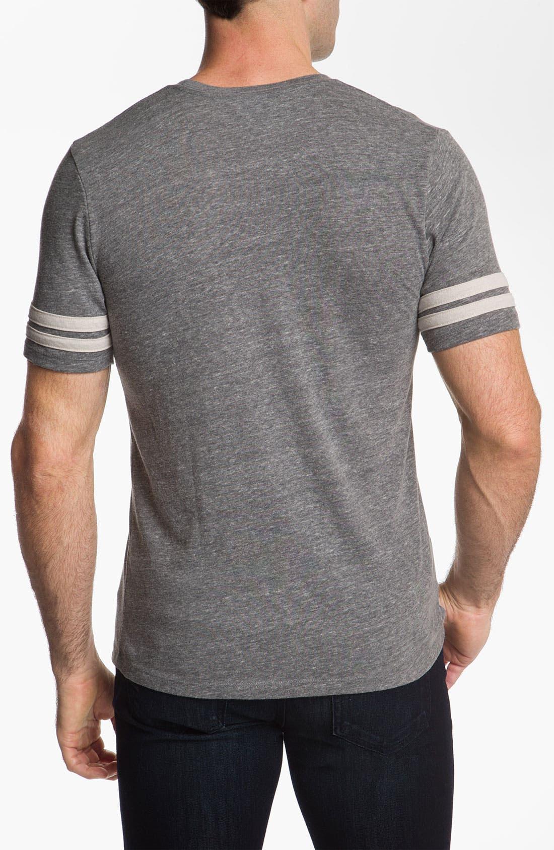 Alternate Image 2  - Junk Food 'Chicago Bears' T-Shirt