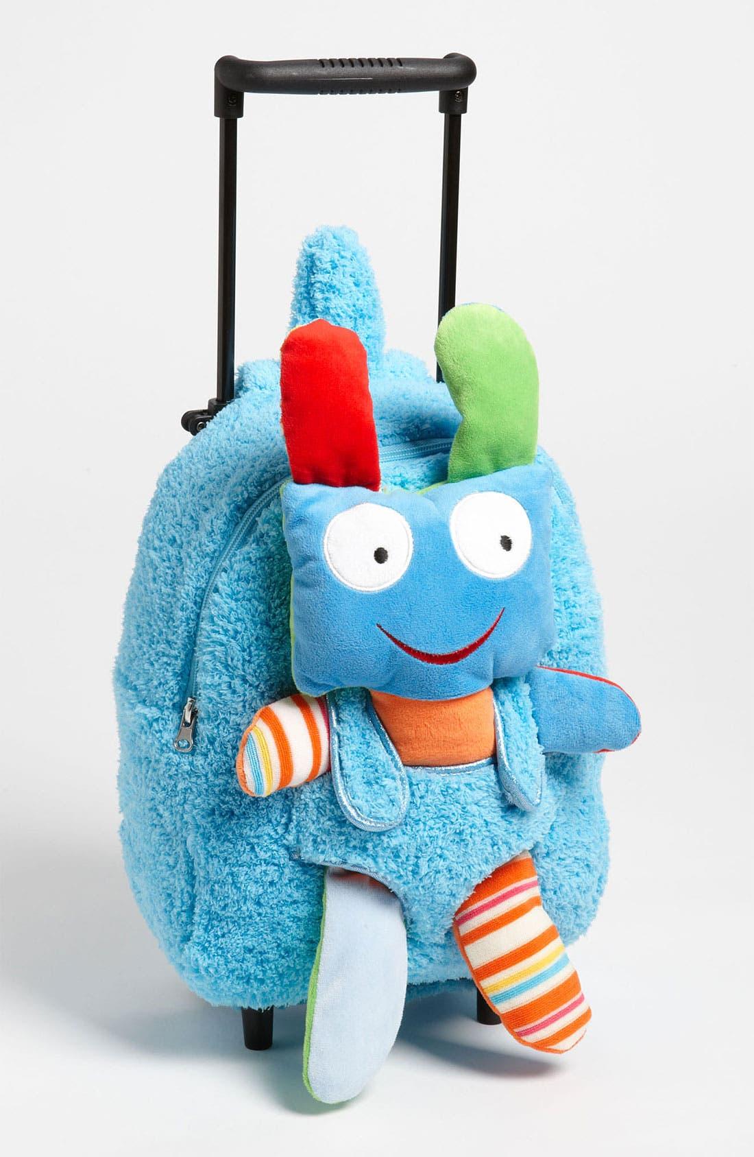 Alternate Image 1 Selected - Popatu 'Monster' Rolling Backpack