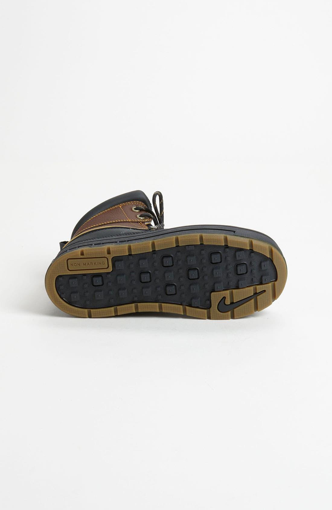 Alternate Image 4  - Nike 'Woodside 2 High' Boot (Baby, Walker, Toddler, Little Kid & Big Kid)