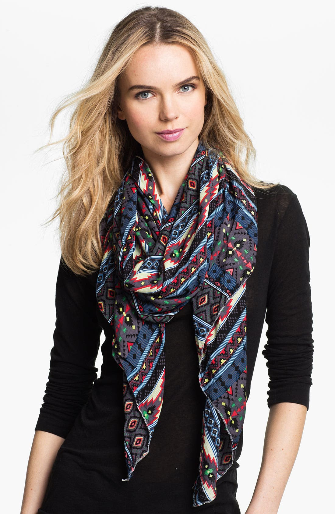 Main Image - POVERTY FLATS by rian Tribal Scarf