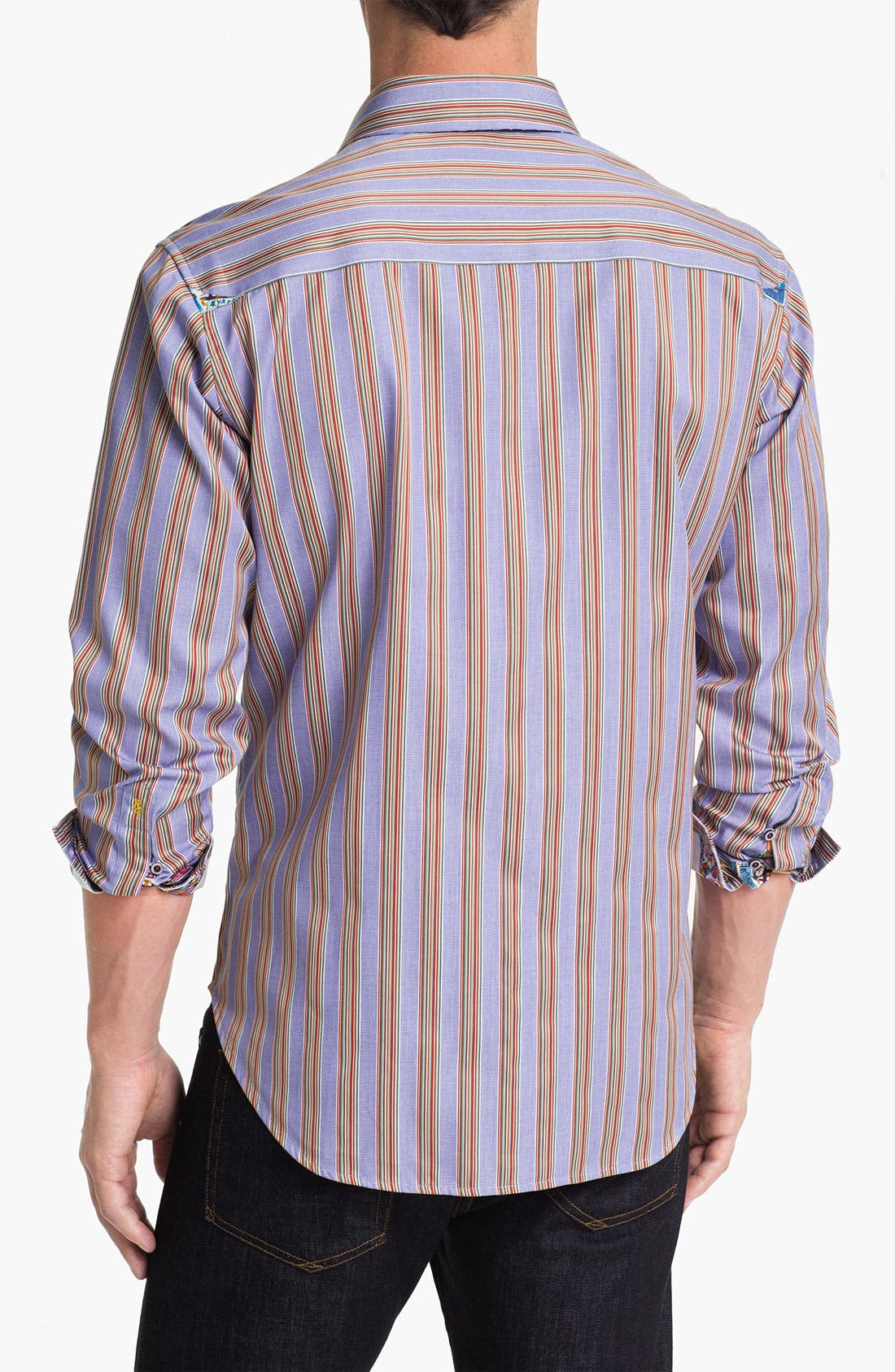 Alternate Image 3  - Robert Graham 'Hammock' Sport Shirt