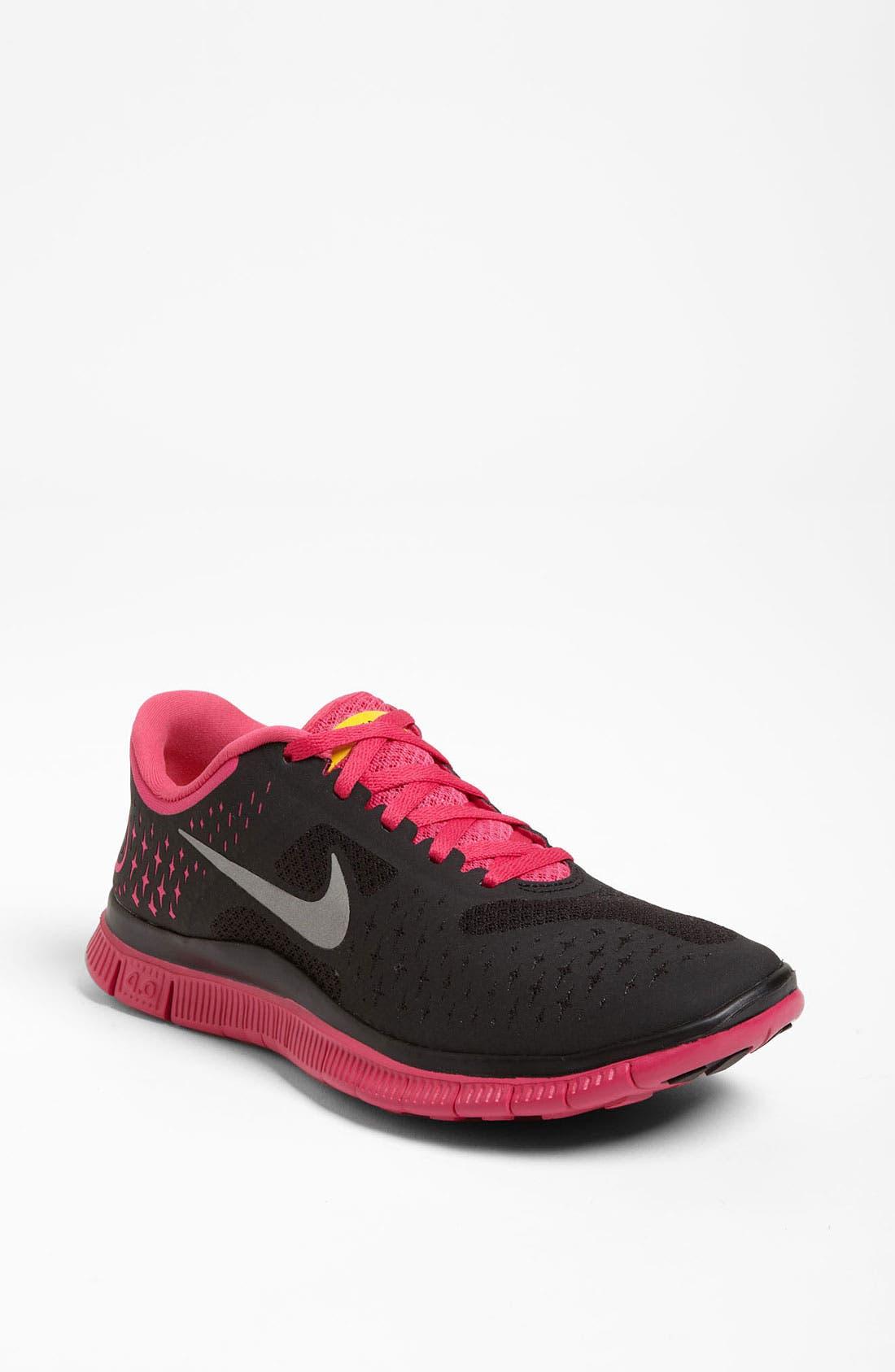 Main Image - Nike 'Free 4.0 V2 Livestrong' Running Shoe (Women)