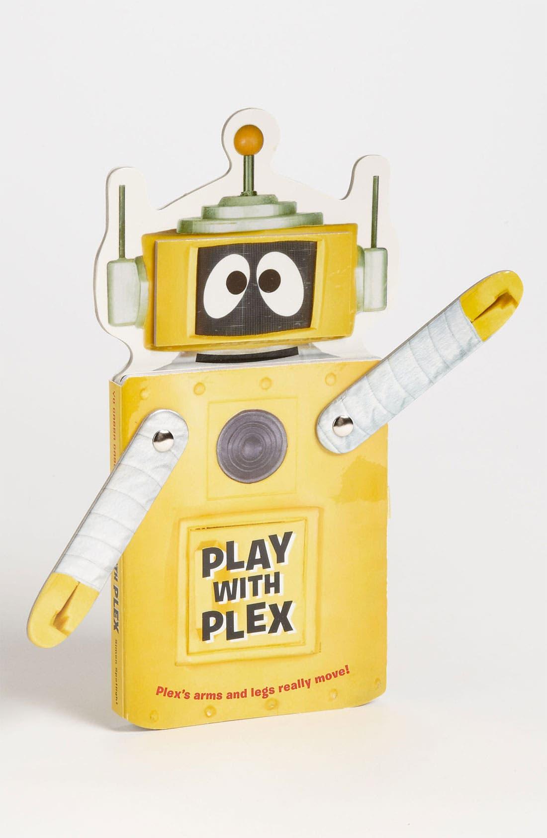Alternate Image 1 Selected - Maggie Testa 'Yo Gabba Gabba!™ - Play With Plex™' Book