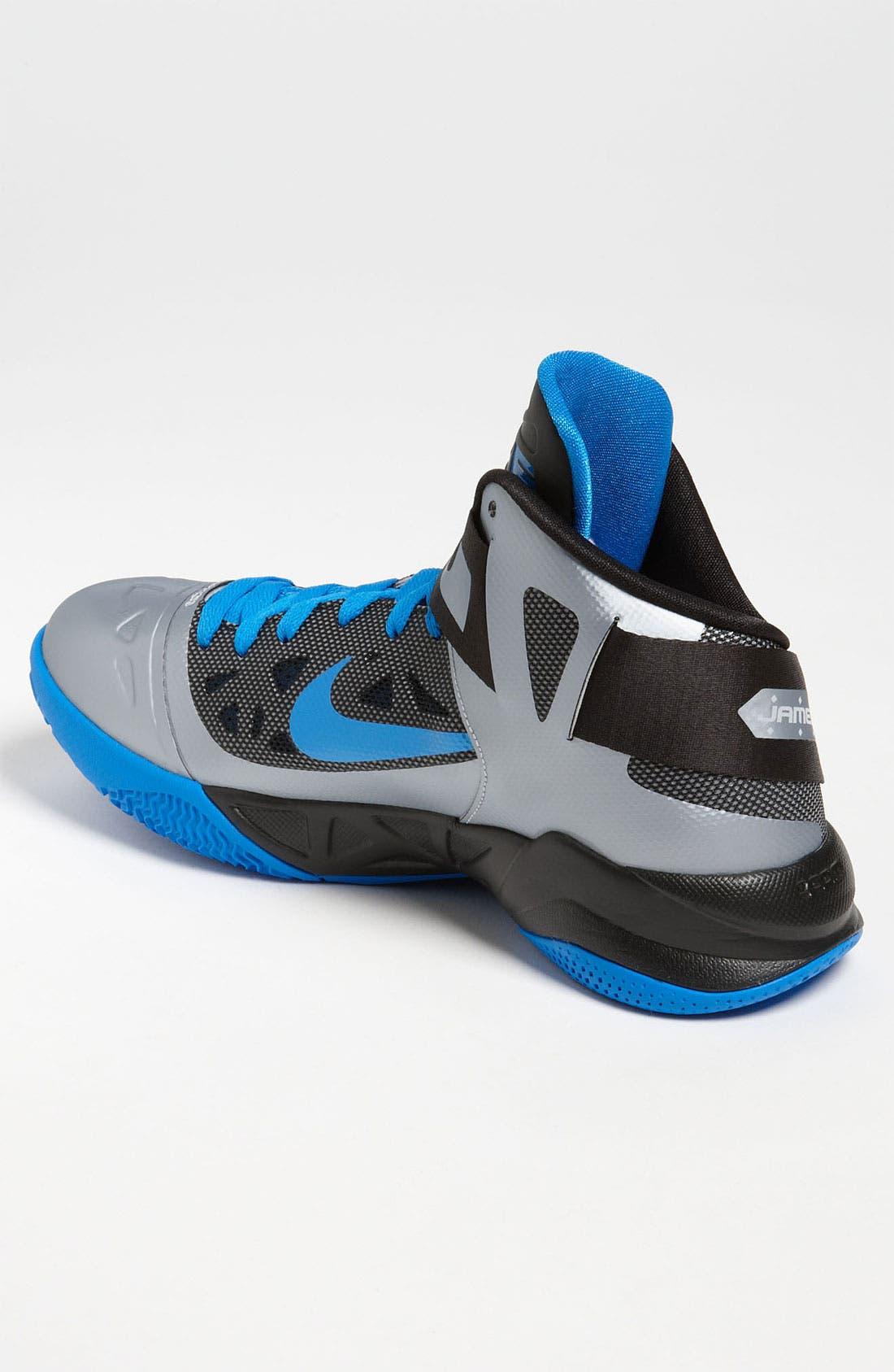 Alternate Image 2  - Nike 'Zoom Soldier VI' Basketball Shoe (Men)