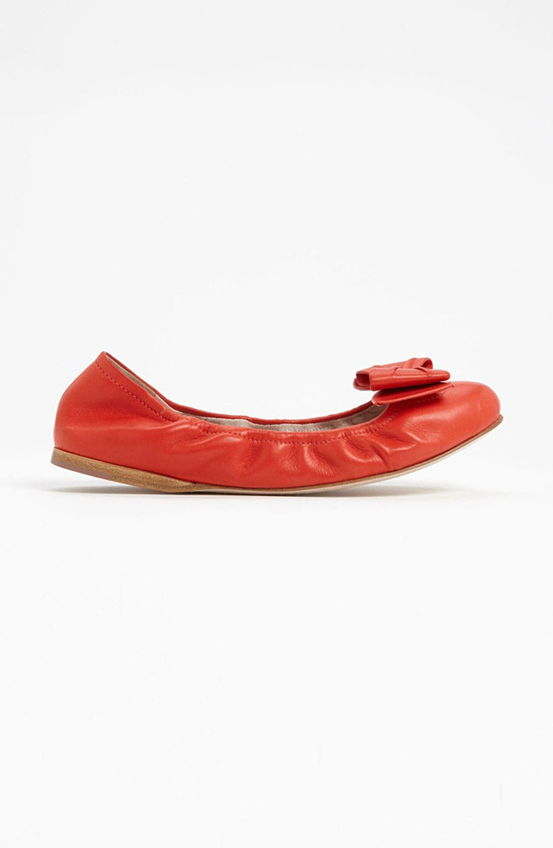 Alternate Image 4  - Miu Miu Bow Ballet Flat