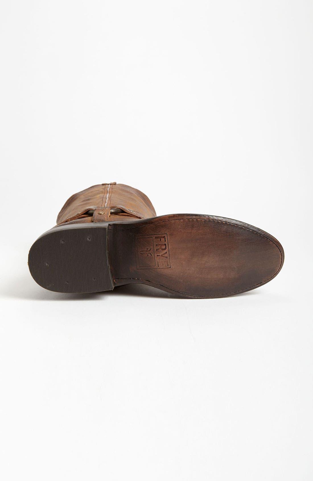 Alternate Image 4  - Frye 'Wyatt' Harness Boot
