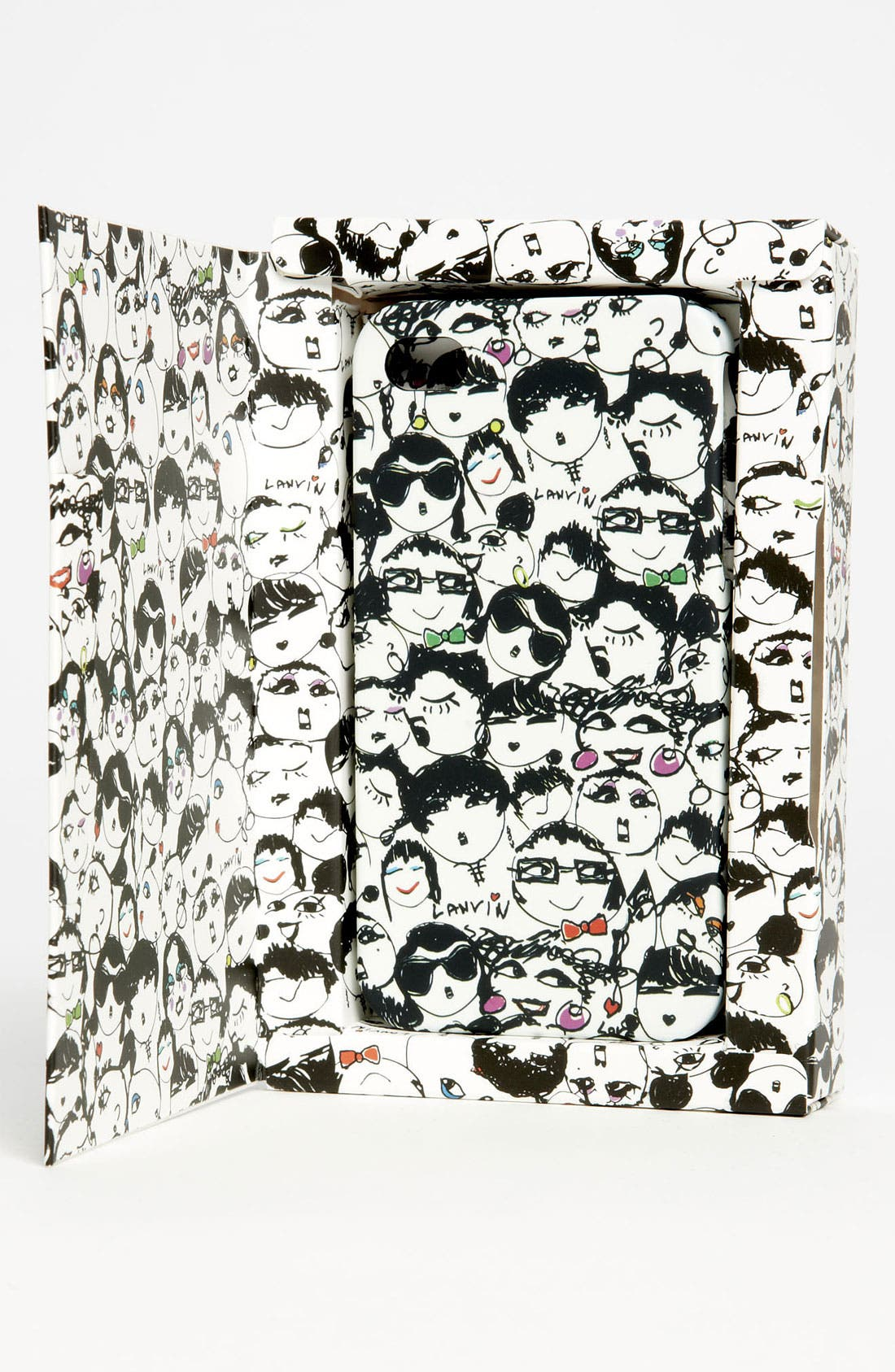 Alternate Image 2  - Lanvin iPhone 4 & 4S Case