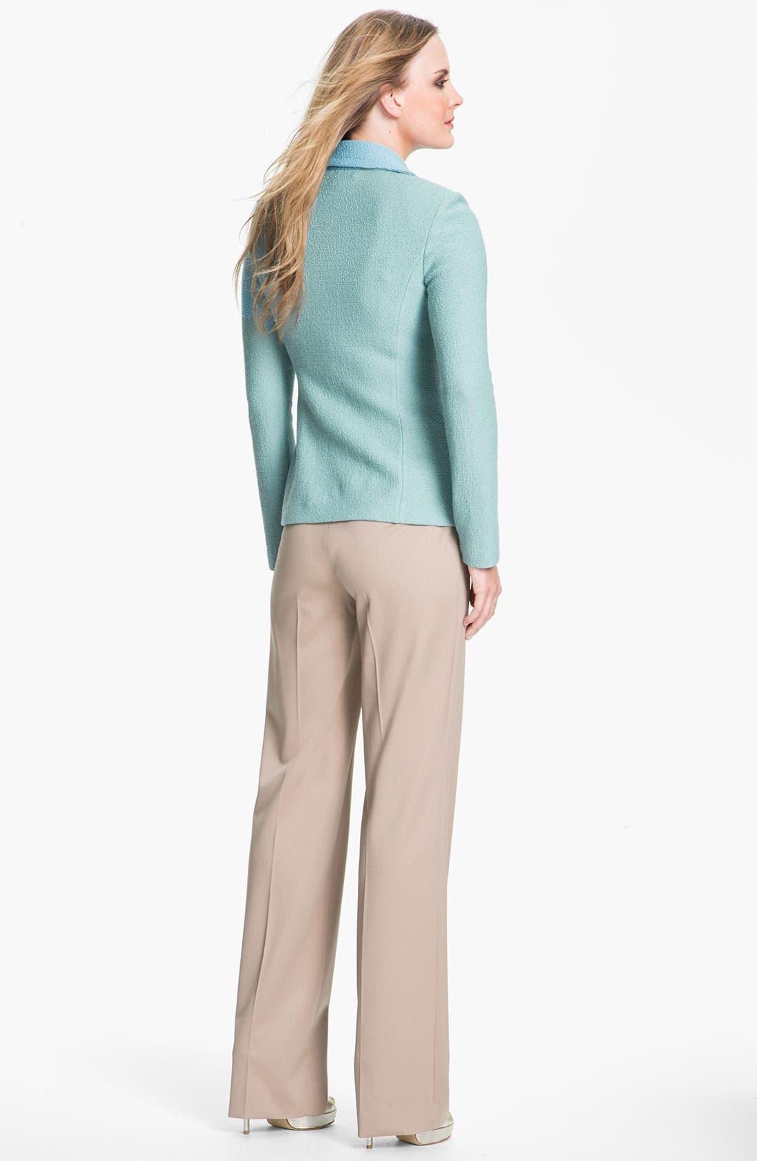 Alternate Image 4  - St. John Collection 'Parisian' Bouclé Knit Jacket