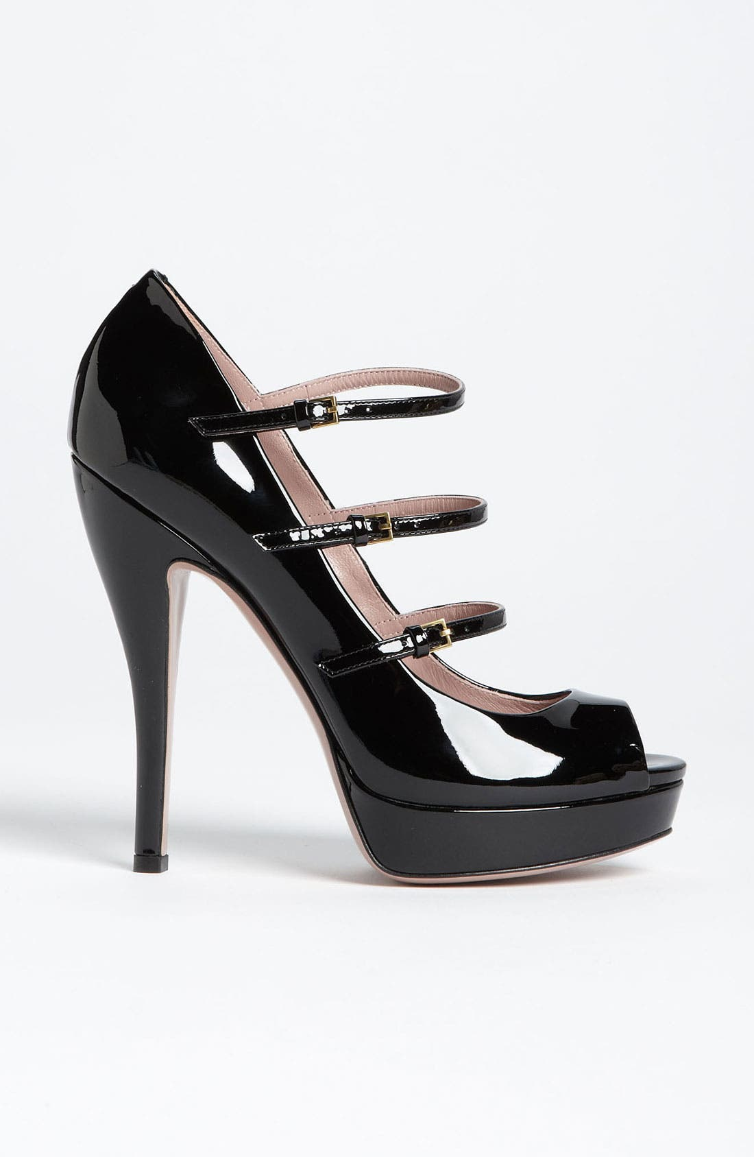 Alternate Image 4  - Gucci 'Lisbeth' Pump