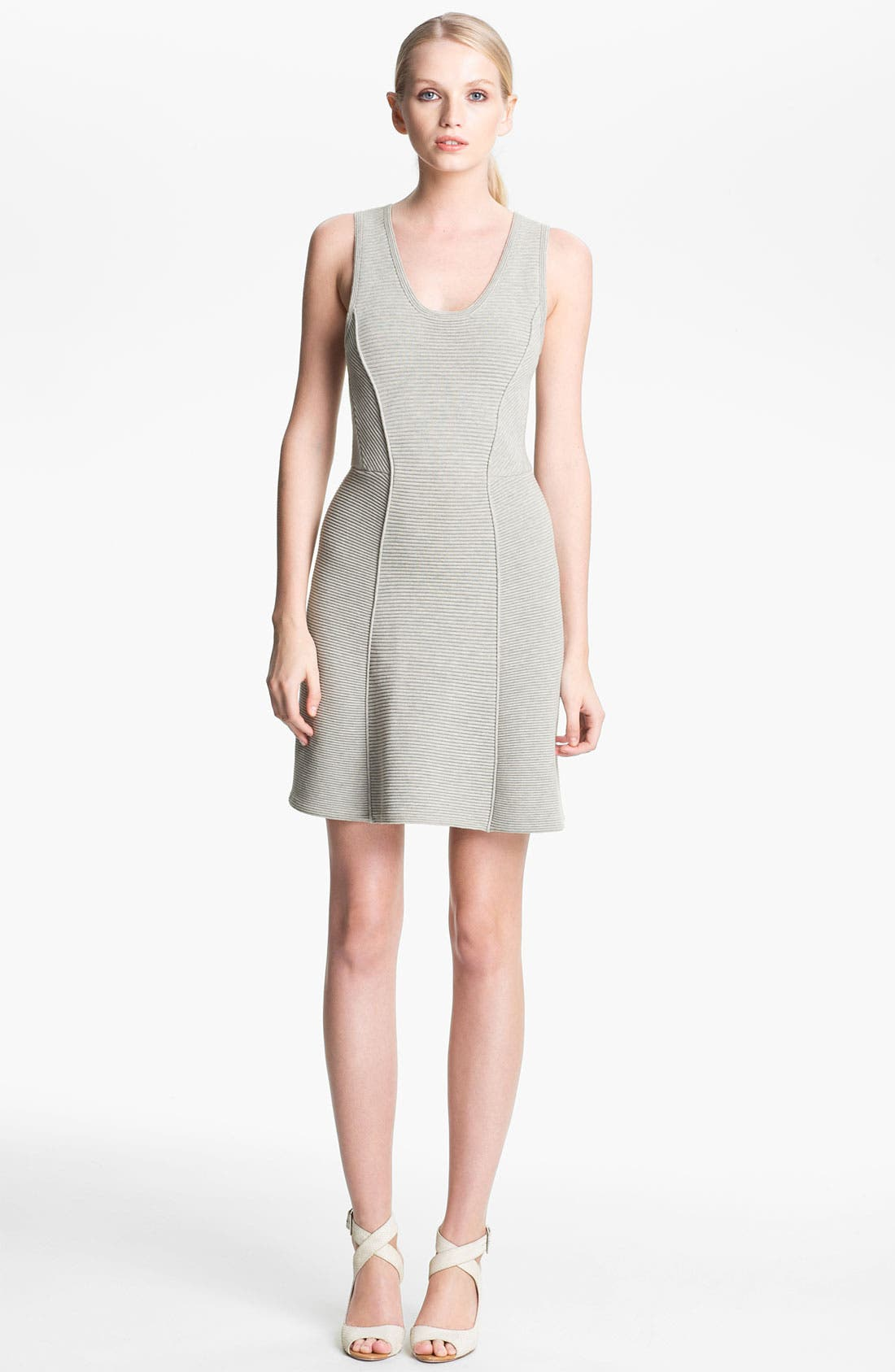 Alternate Image 1 Selected - 3.1 Phillip Lim Ottoman Ribbed Dress