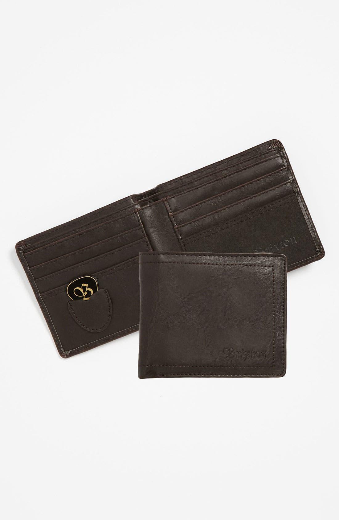 Main Image - Brixton 'Chord' Wallet