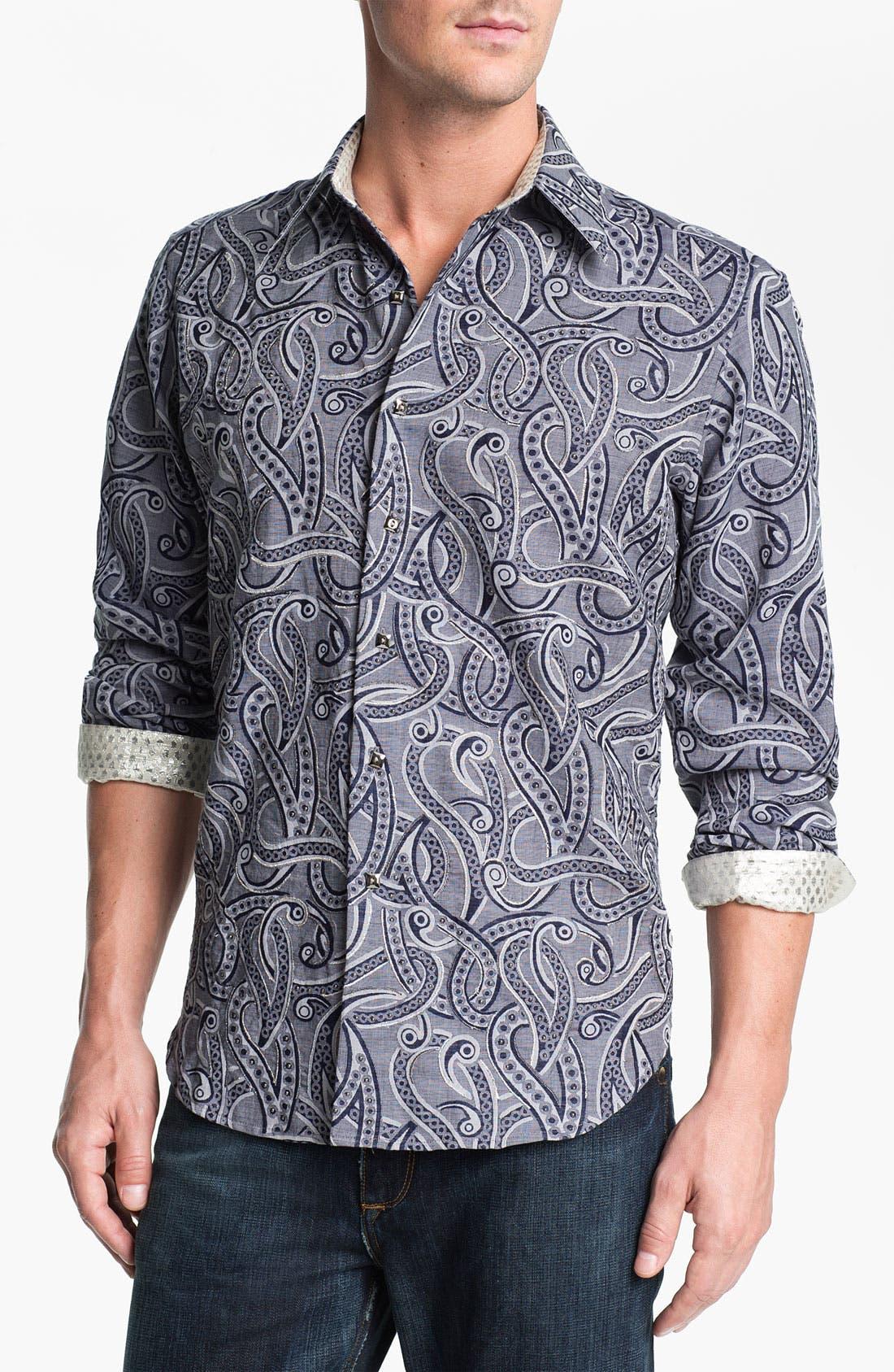 Alternate Image 1 Selected - Robert Graham 'Corral' Sport Shirt