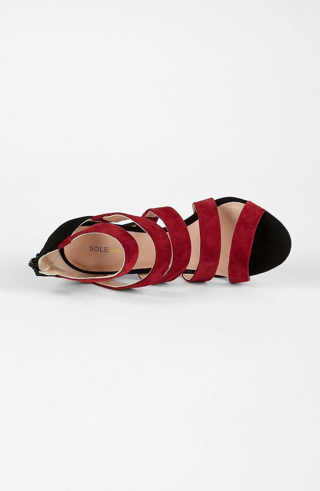 Alternate Image 3  - Sole Society 'Suzanne' Sandal