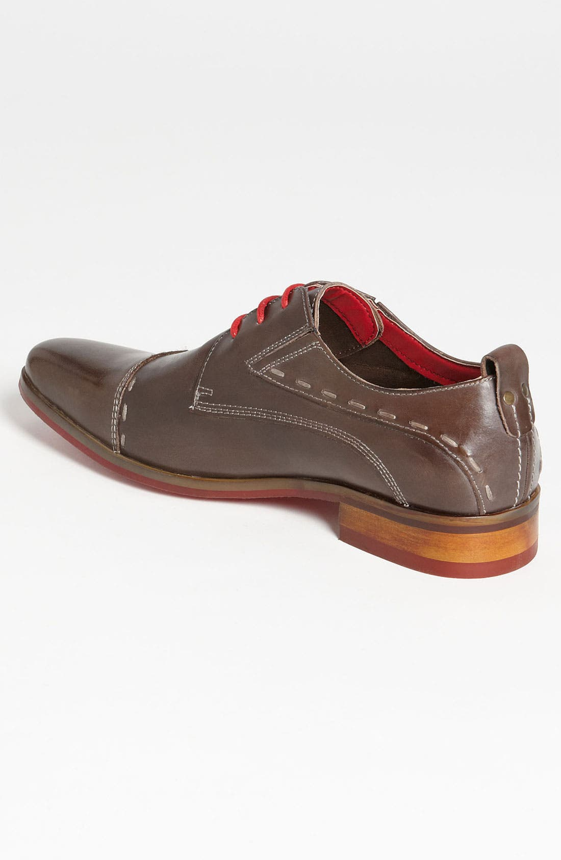 Alternate Image 2  - Steve Madden 'Cappo' Cap Toe Derby (Online Only)