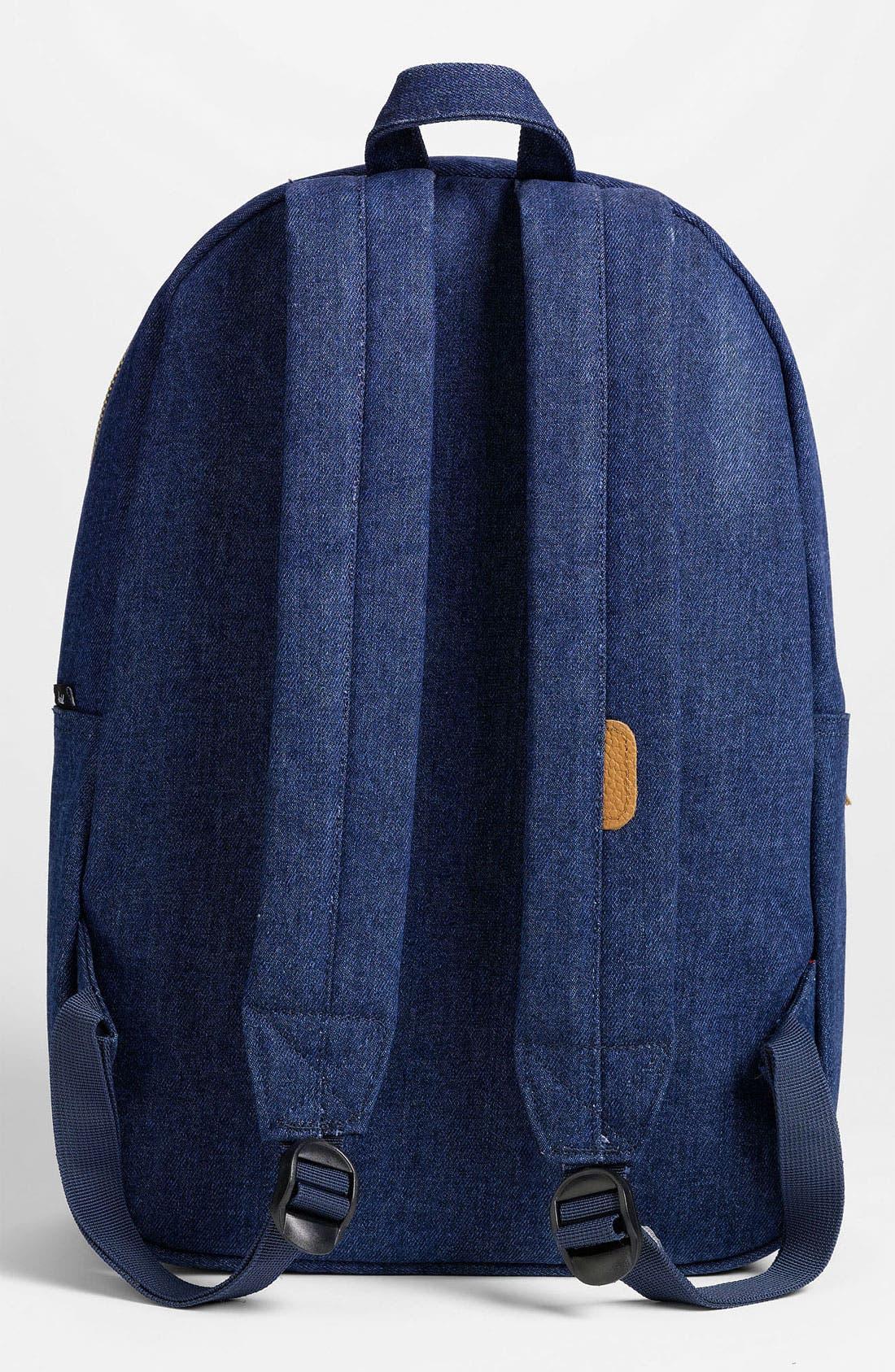 Alternate Image 2  - Herschel Supply Co. 'Settlement - Denim Collection' Backpack
