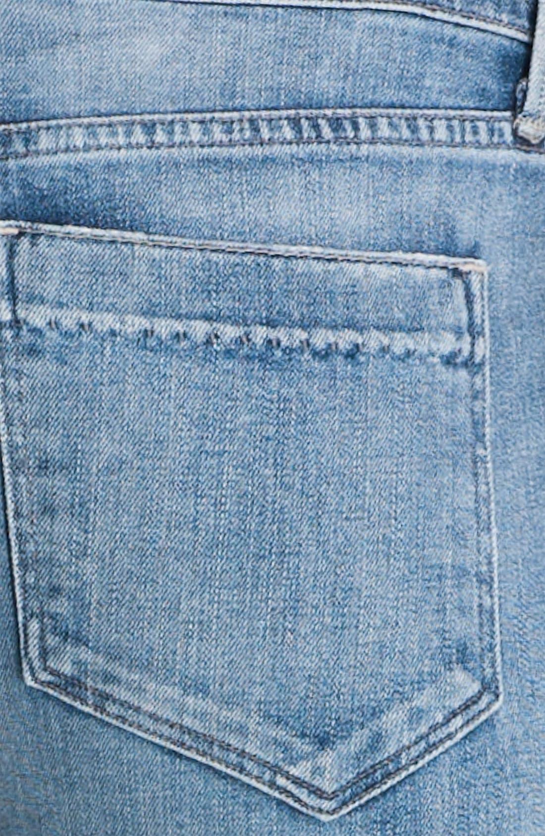 Alternate Image 3  - Citizens of Humanity 'Mandy' Slim Straight Leg Jeans (Crystal)