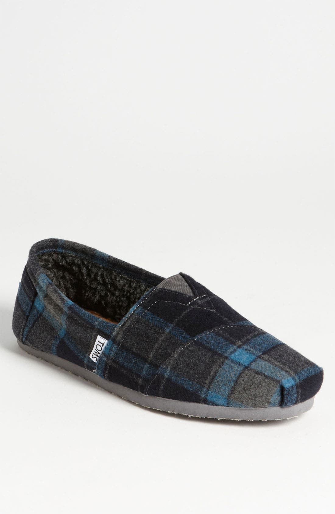 Main Image - TOMS 'Classic' Wool Slip-On (Men)